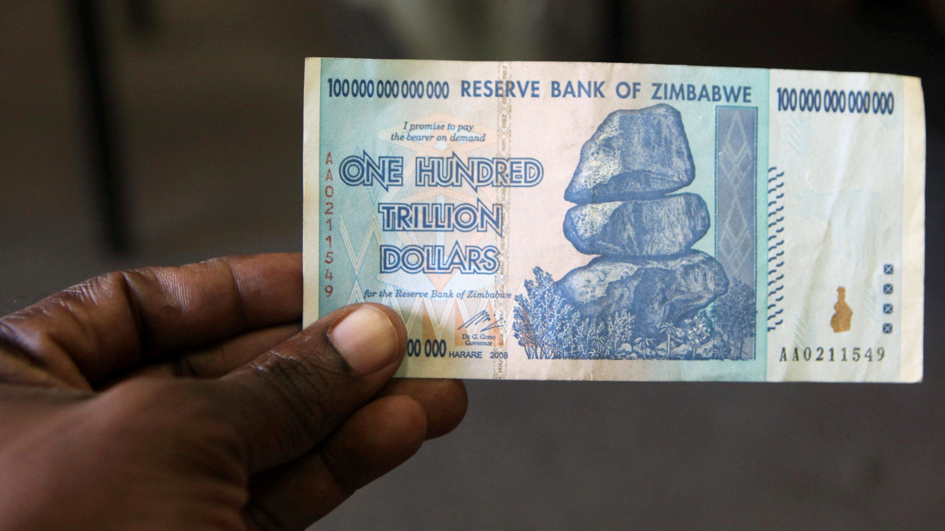 Zimbabwe dollar is back but economists are unsure it will work