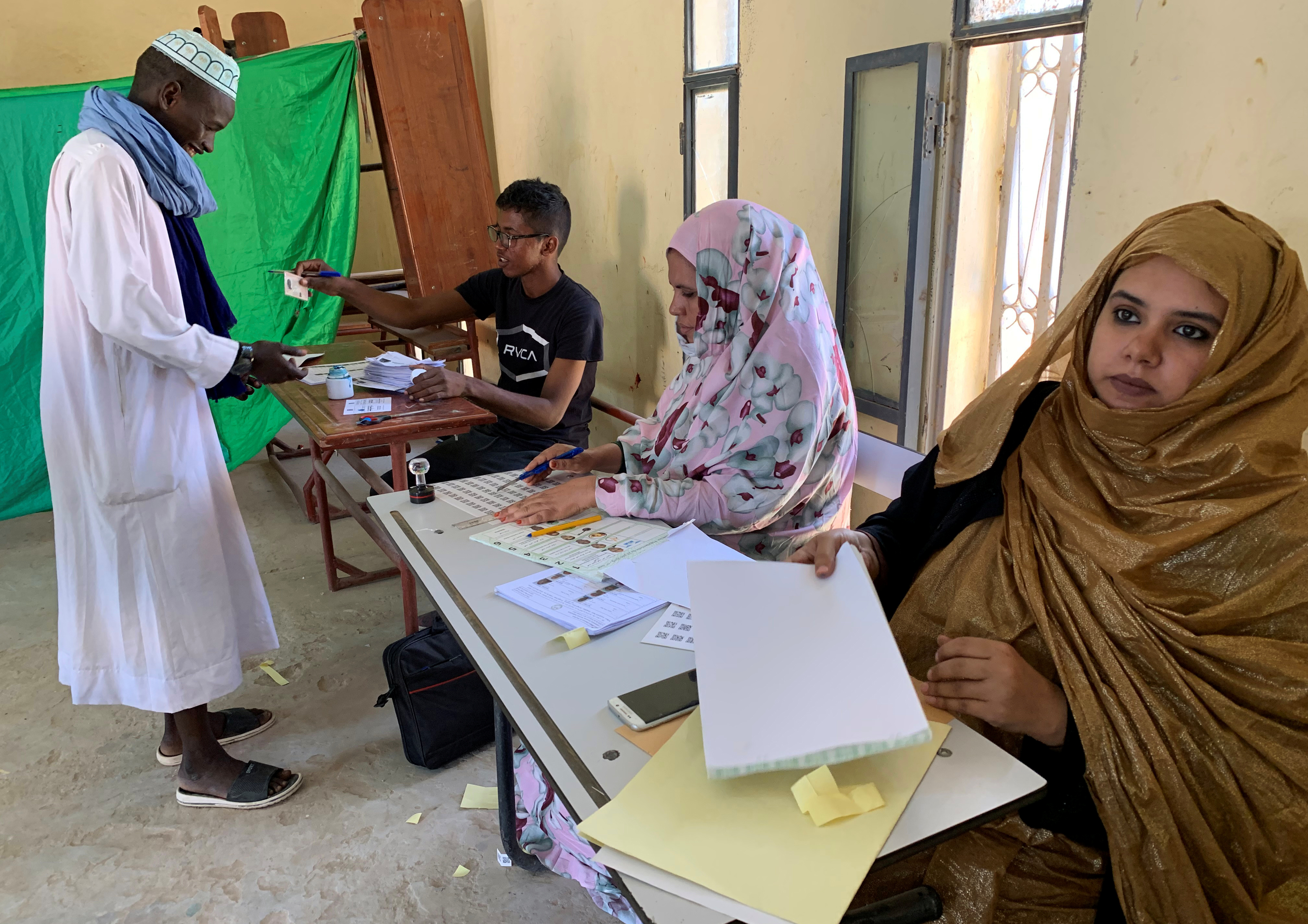 Mauritania election won by Mohamed Ould Ghazouani