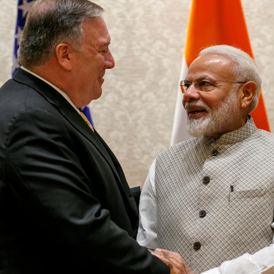 No cap on H-1B visas for Indian techies, says Mike Pompeo