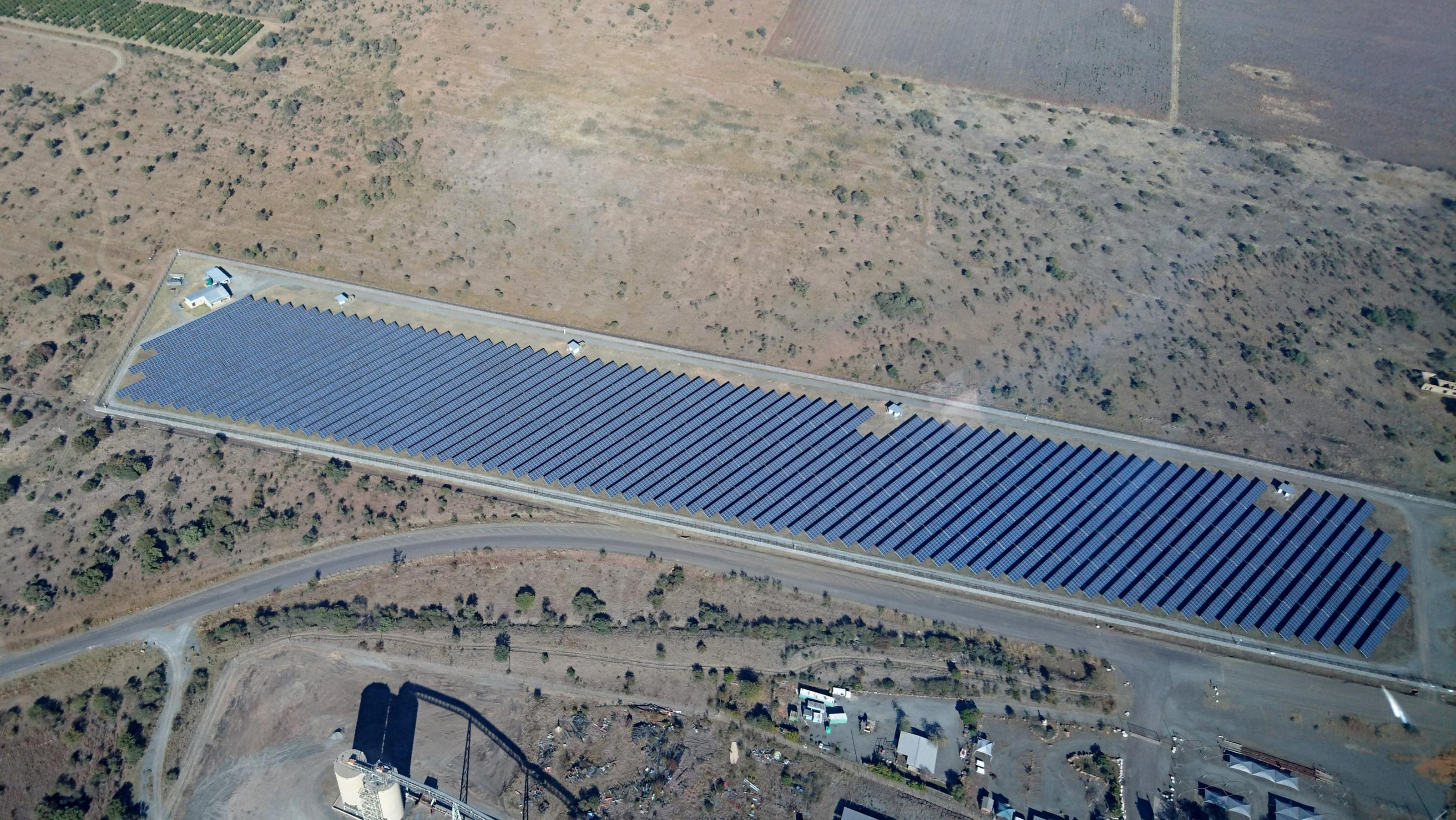 Renewable solar power over blockchain will light up rural Africa