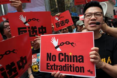 Everything you need to know about Hong Kong's extradition