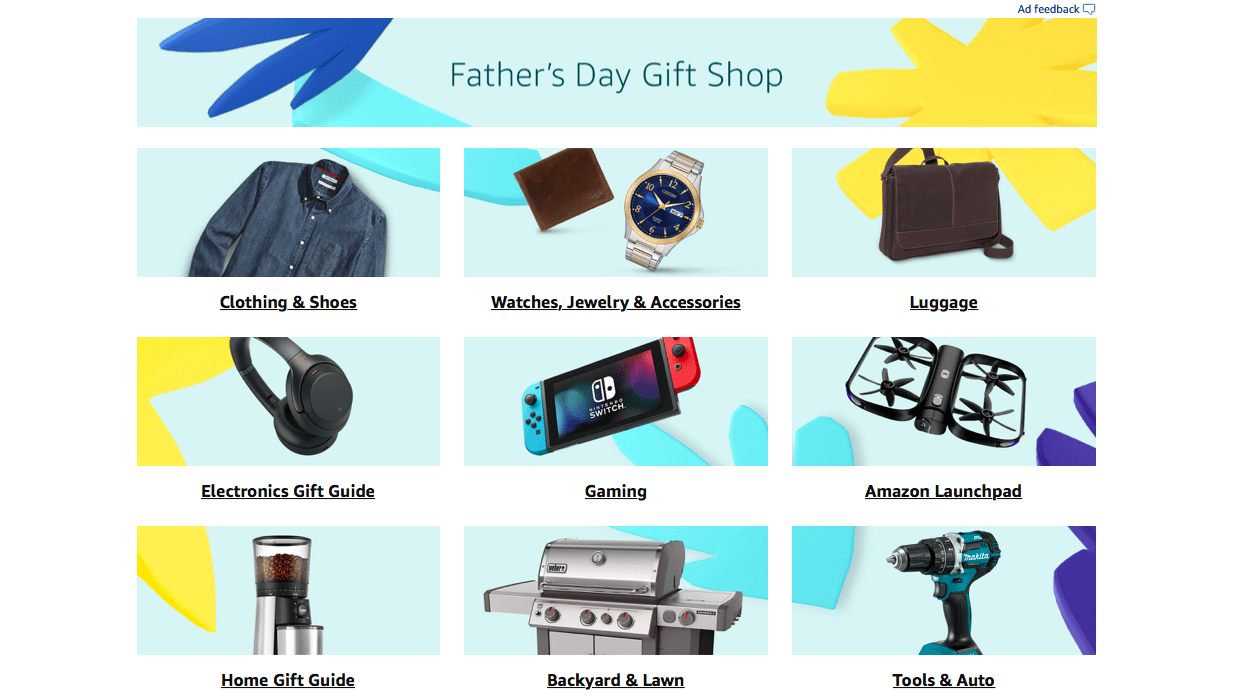 The best of Amazon's Fathers Day gift guide