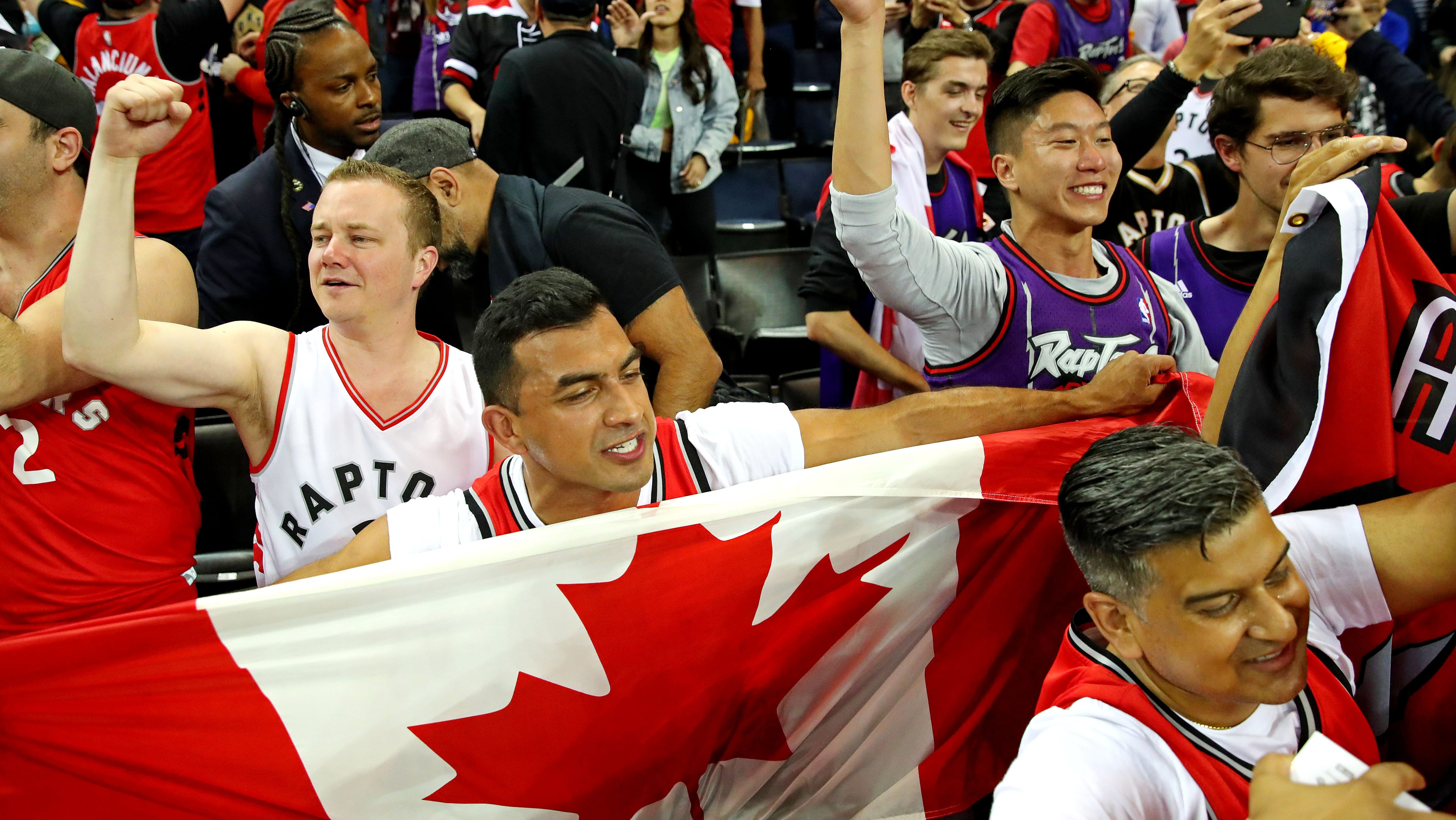separation shoes 34088 be29e NBA finals 2019: Toronto Raptors fans are seeing omens in ...