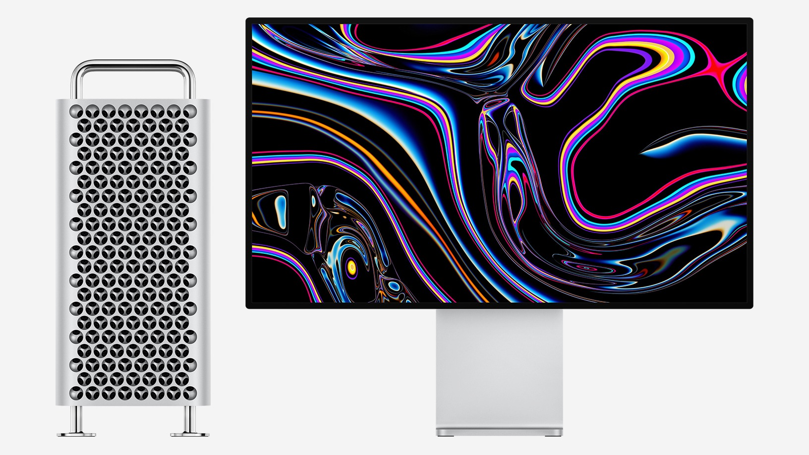 The new Mac Pro and Pro Display