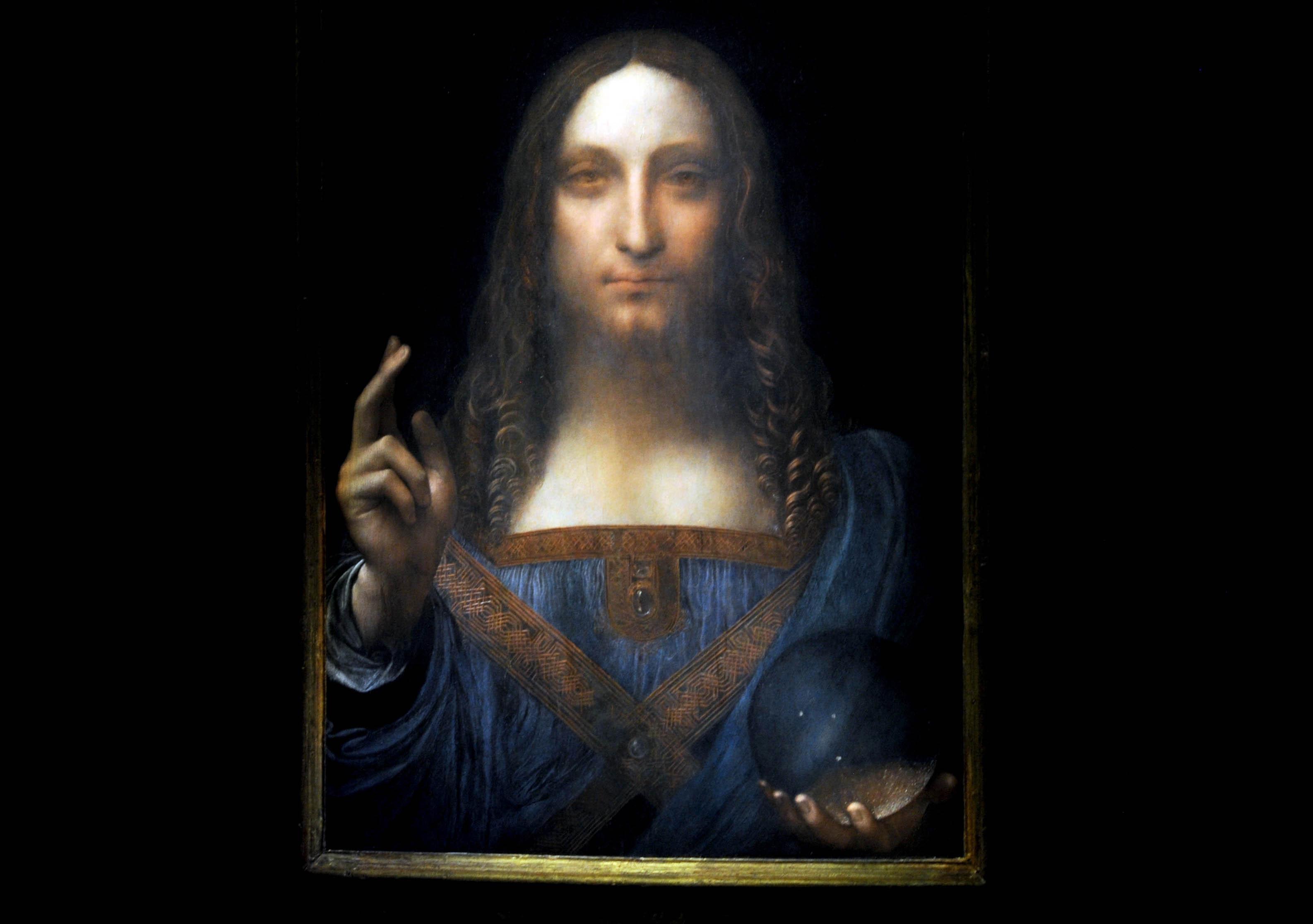 Report: A missing $450 million Leonardo da Vinci been hiding on a Saudi prince's superyacht