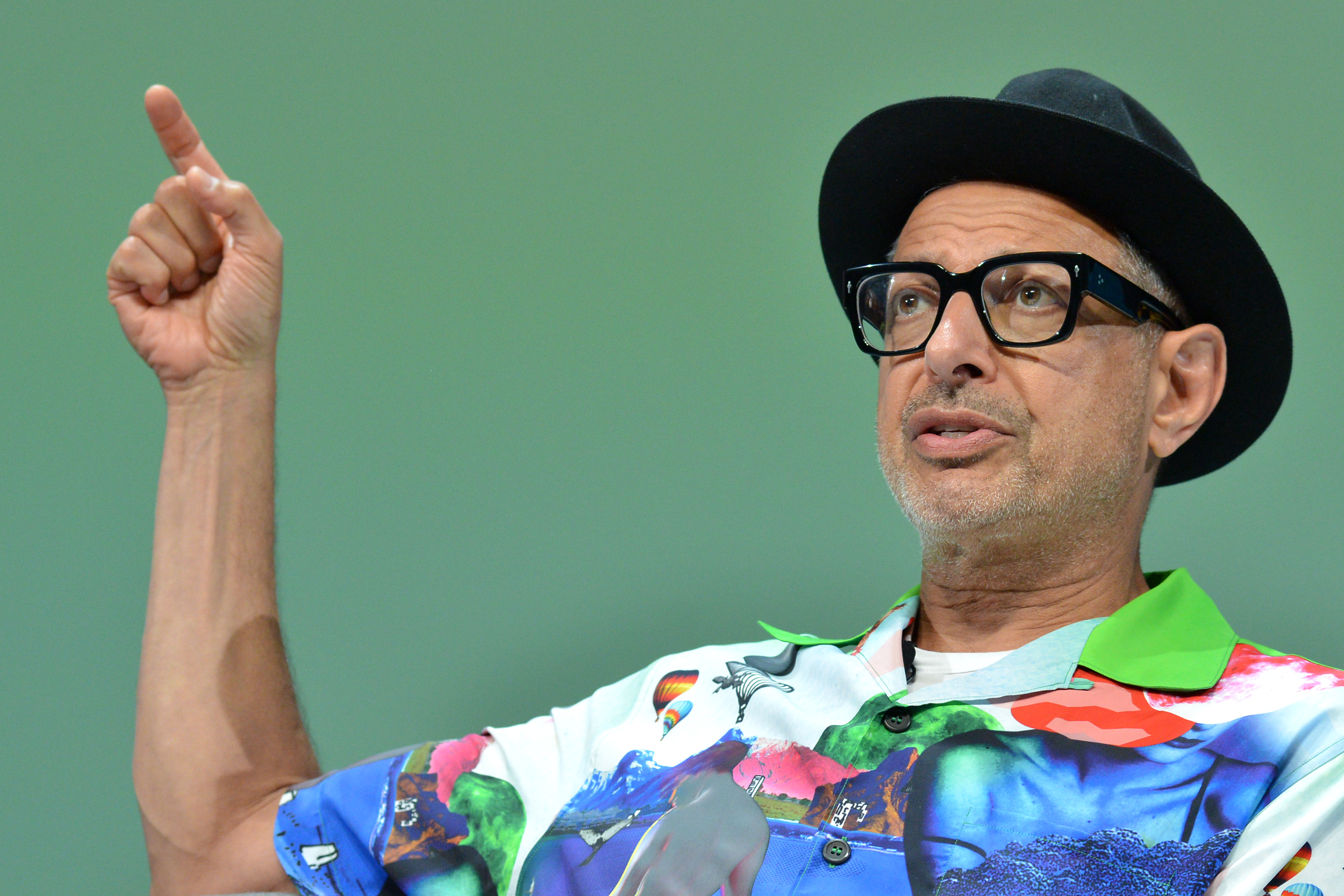 Jeff Goldblum and Lorne Michaels share creativity tips at 2019 Cannes Lions