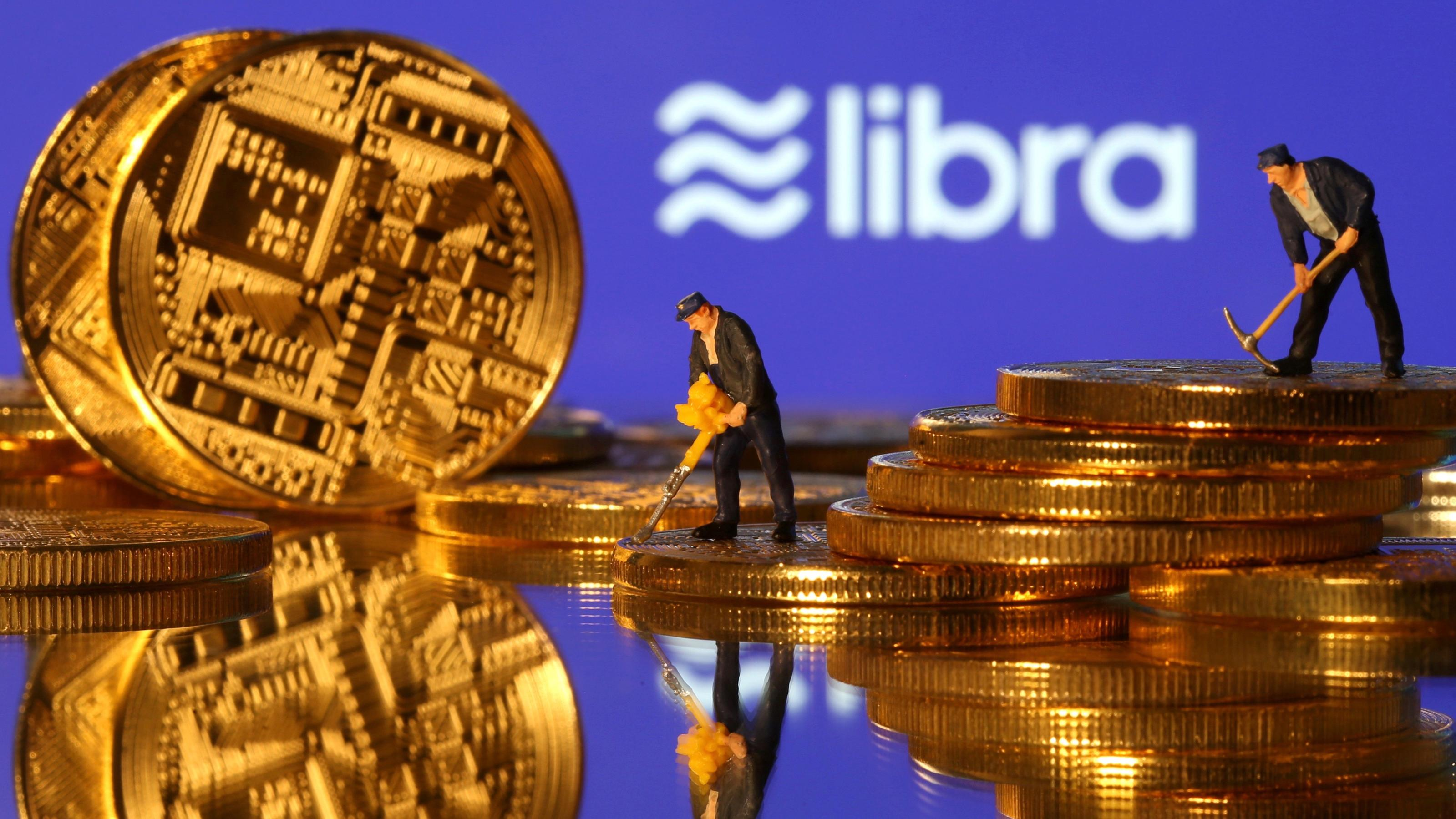 Facebook's Libra is spurring central banks' interest in issuing cryptocurrency