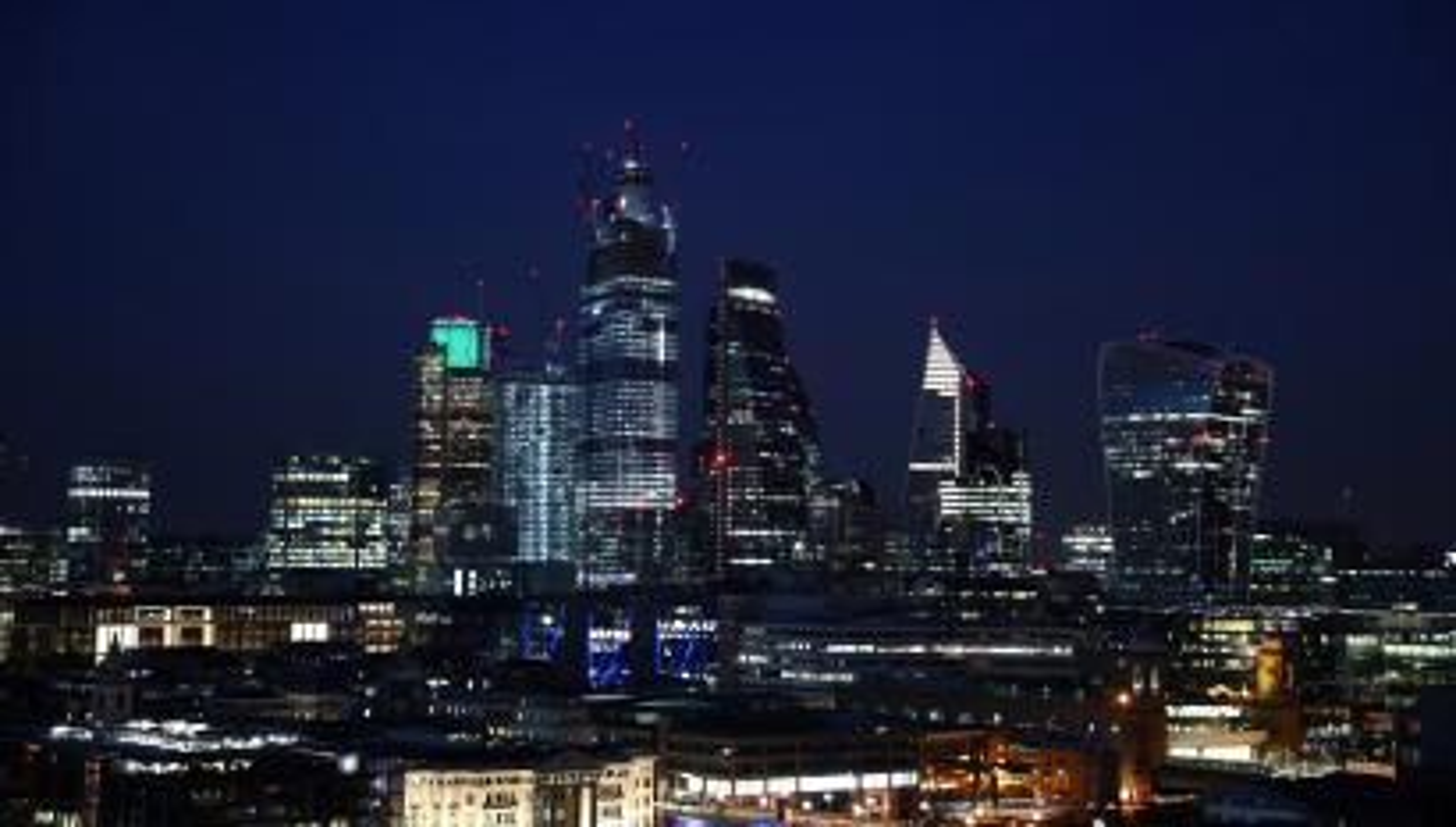 London financial center