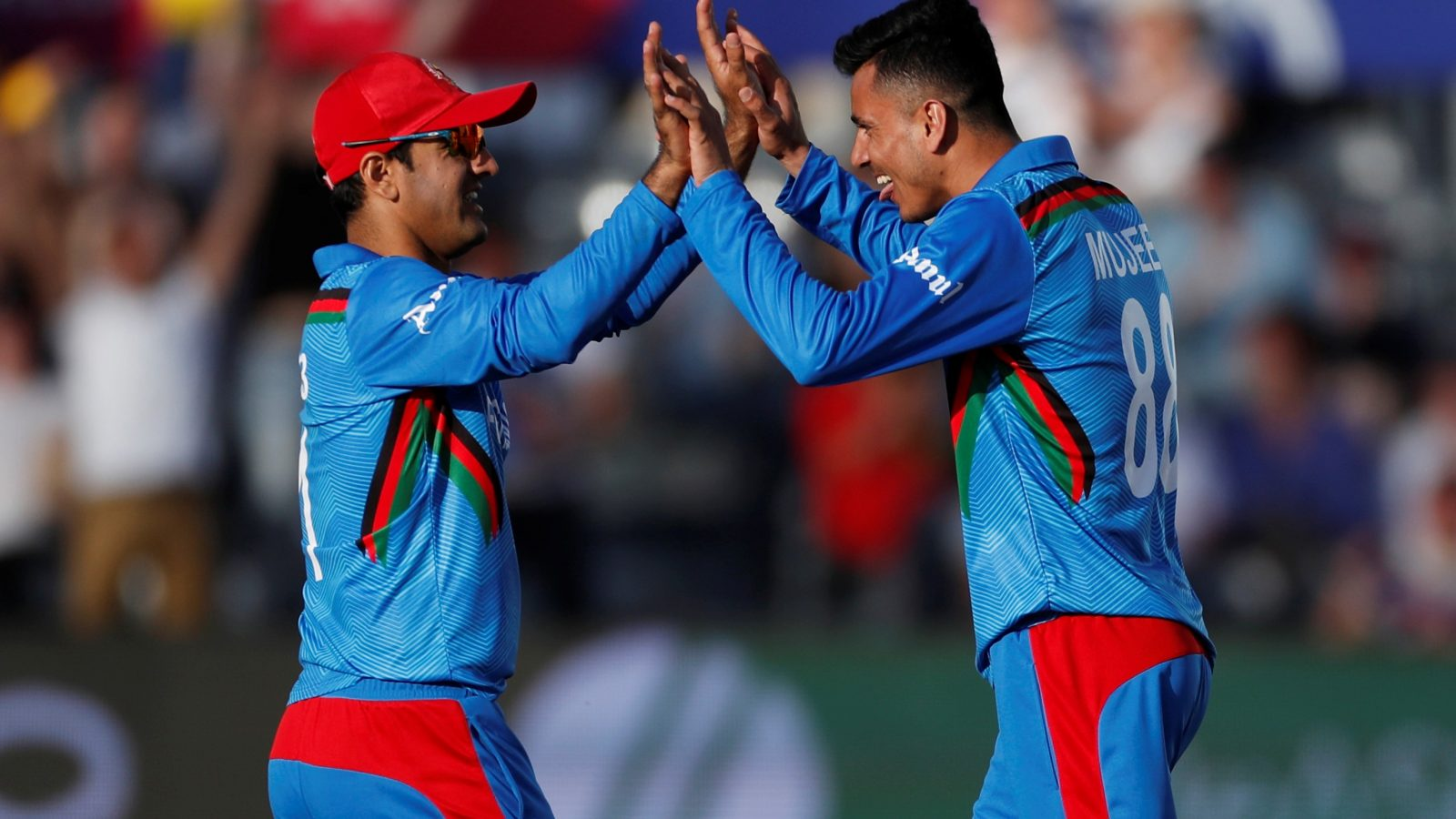Afghanistan Cricket Team Background 9