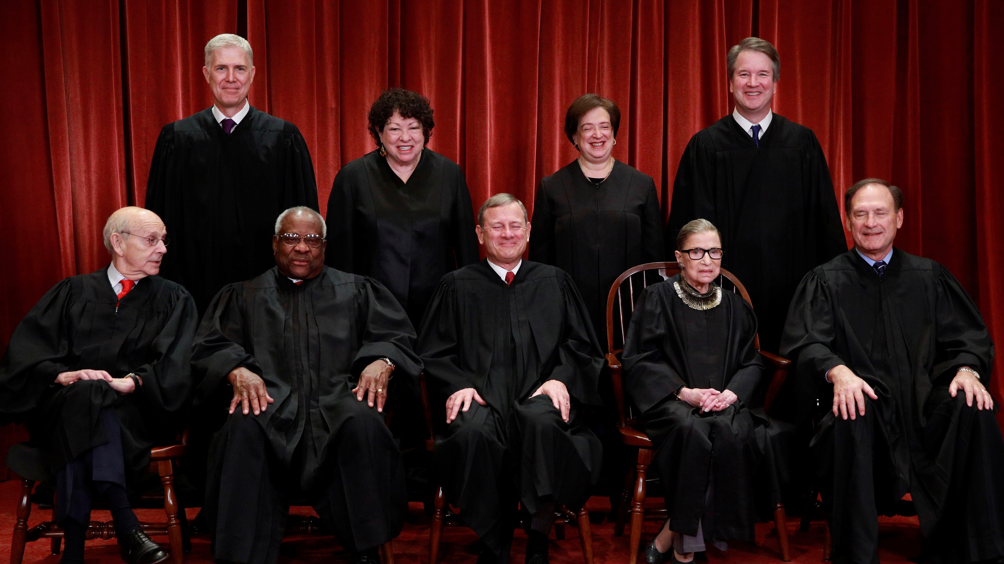 Ruth Bader Ginsburg dishes on the US Supreme Court — Quartz
