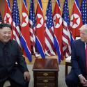 Kim and Trump at the DMZ makes for great TV.