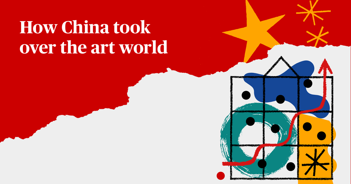 How China took over the art world