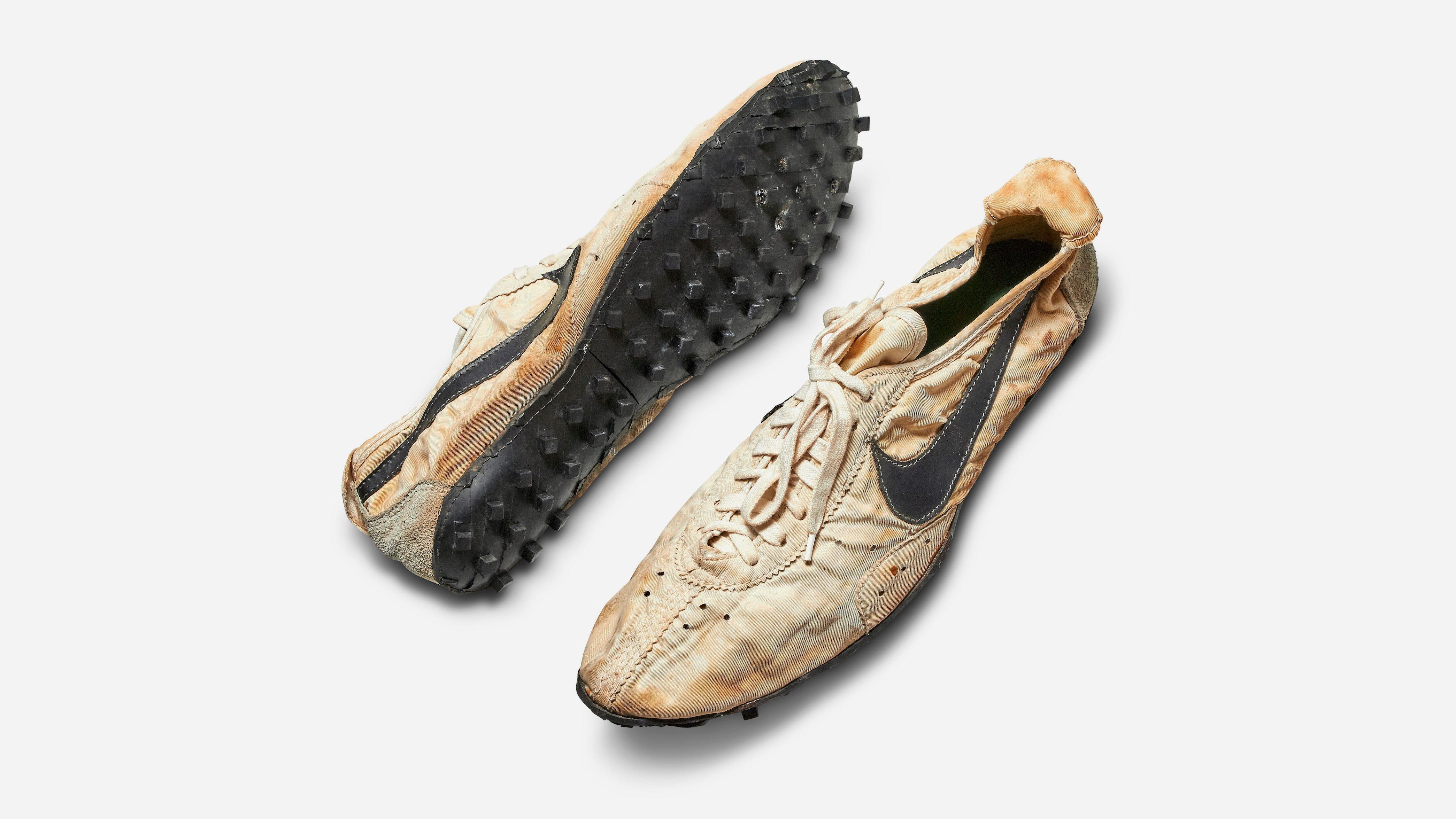 "Nike's 1972 ""Moon Shoe"""