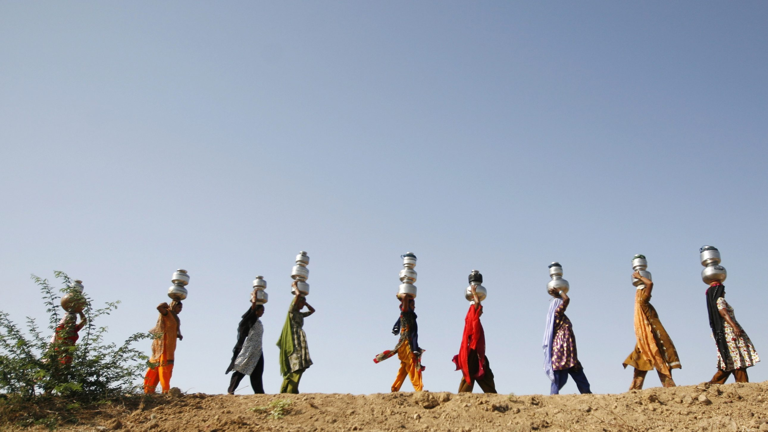 India's neglect of water conservation raises spectre of drought