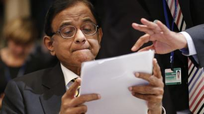 India-Corruption-Chidambaram