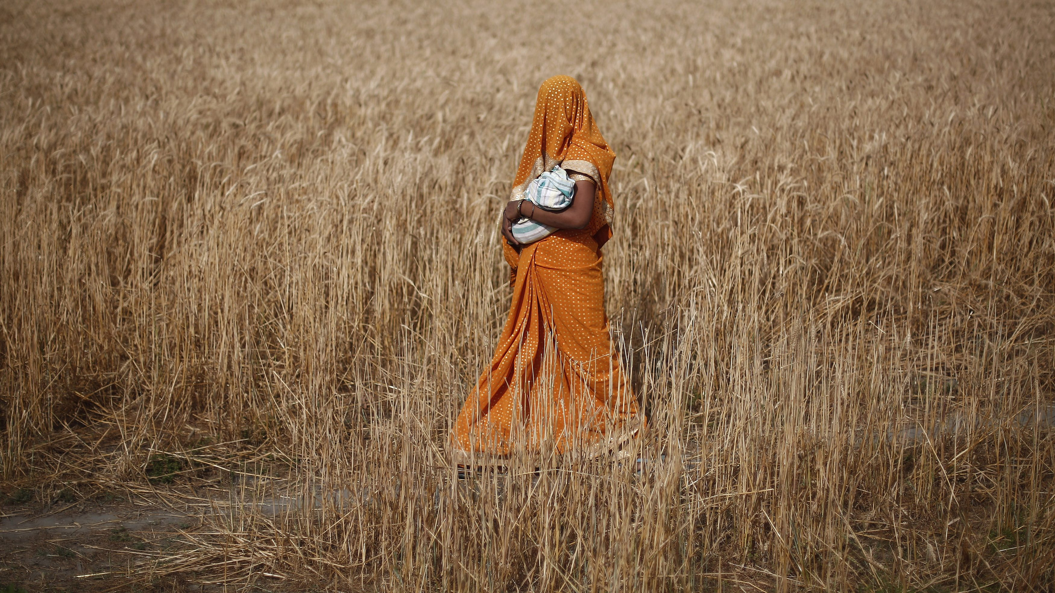 Malnourishment high among kids of Indian women working on farms