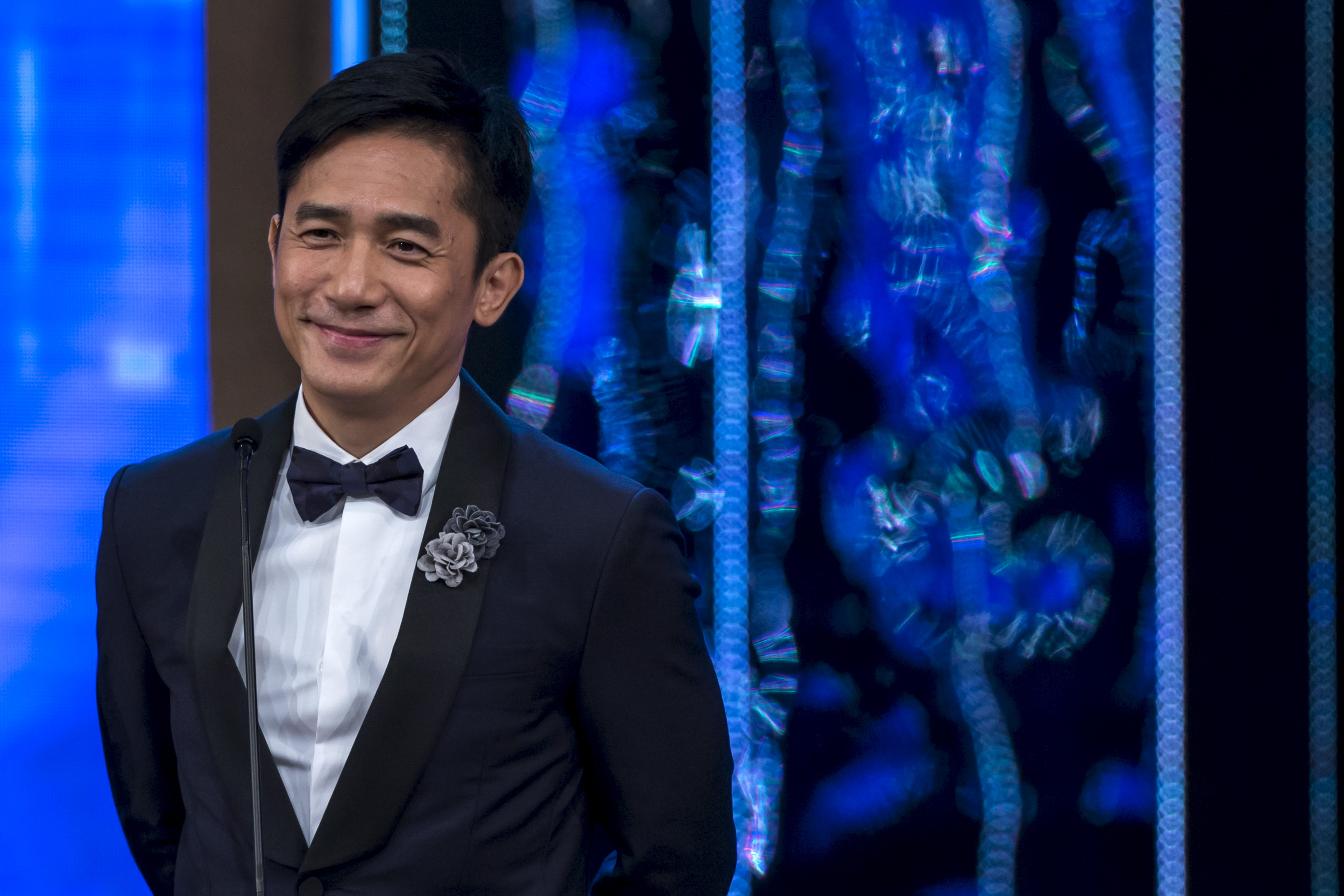 Hong Kong actor Tony Leung will play Marvel's Mandarin