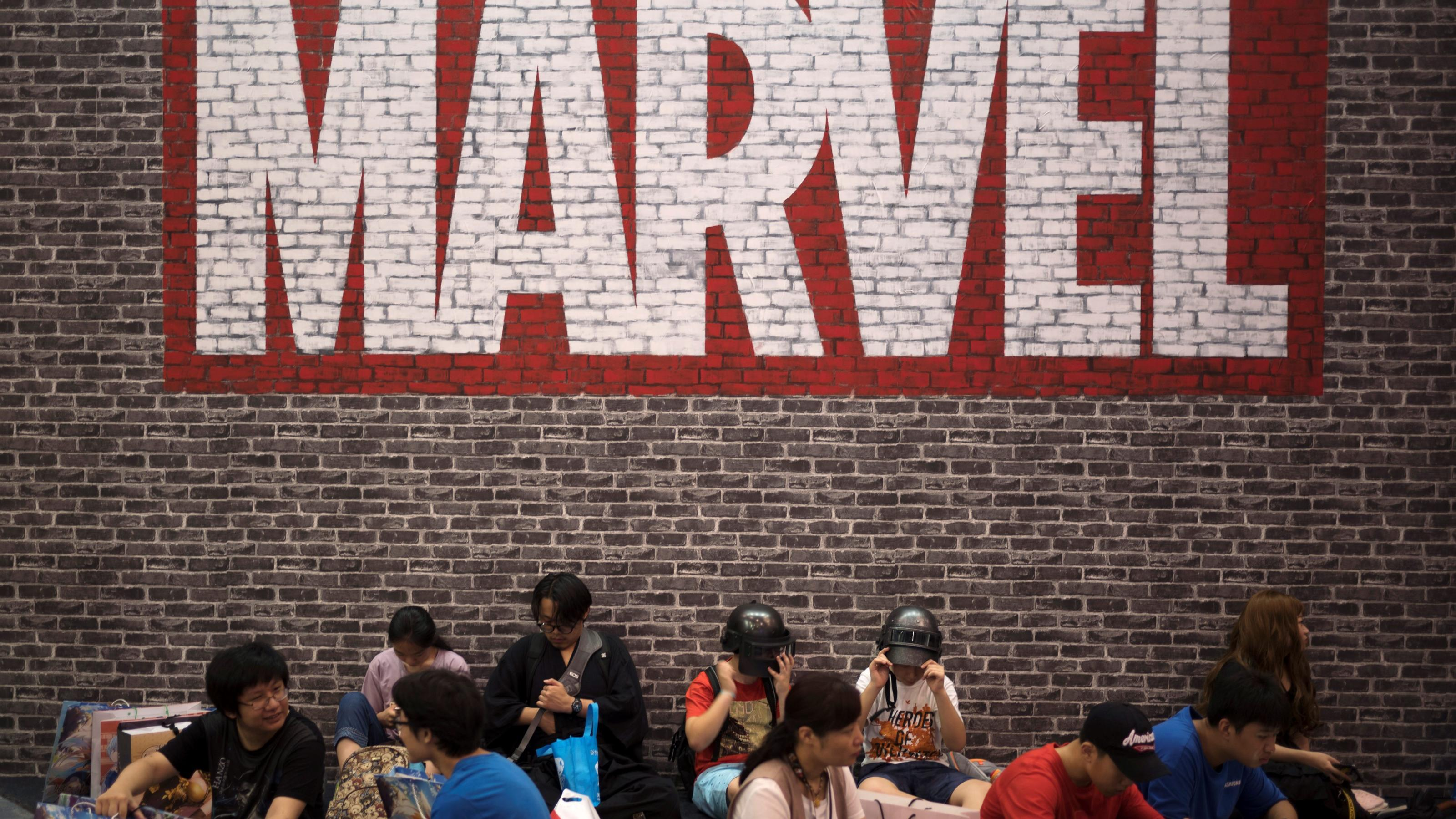Why China is angry about Marvel's first Asian superhero movie