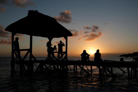 Tourism is a key economic pillar in Mauritius.
