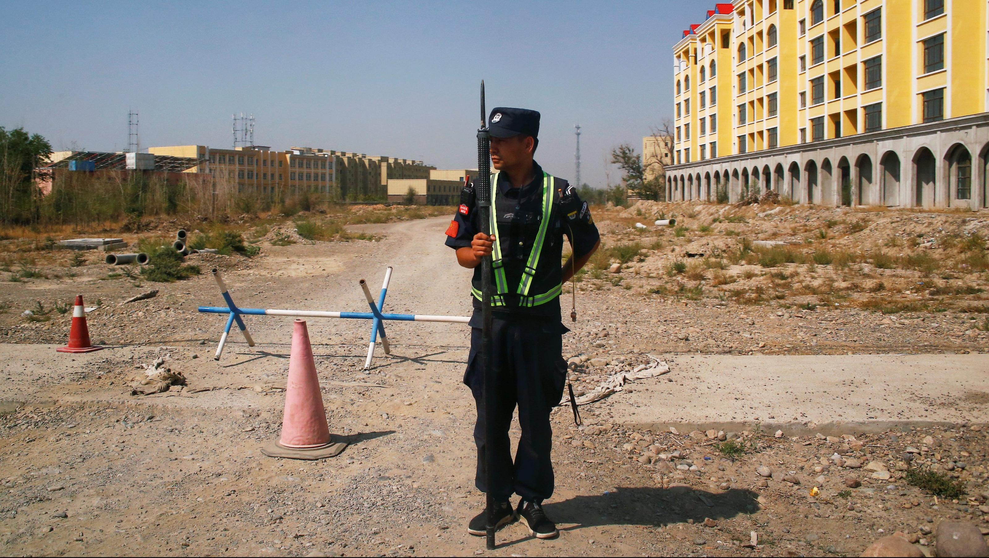 African leaders defend China arrests of Uyghur Muslims in Xinjiang