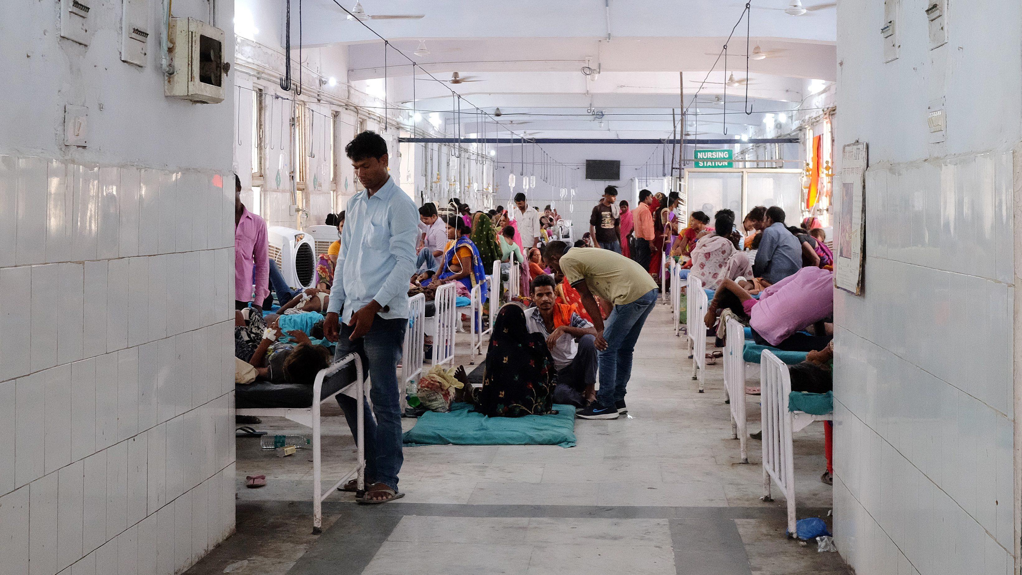 Superbugs have returned to haunt India's hospitals