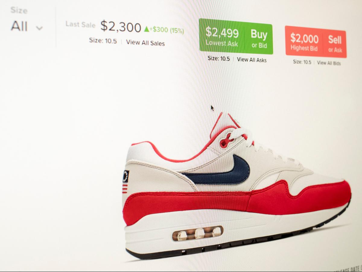 10b93e43 StockX ends sales of Nike's recalled July 4 shoes — Quartzy