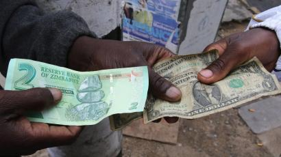 Bitcoin, crypto soar in Zimbabwe again after US dollar ban — Quartz