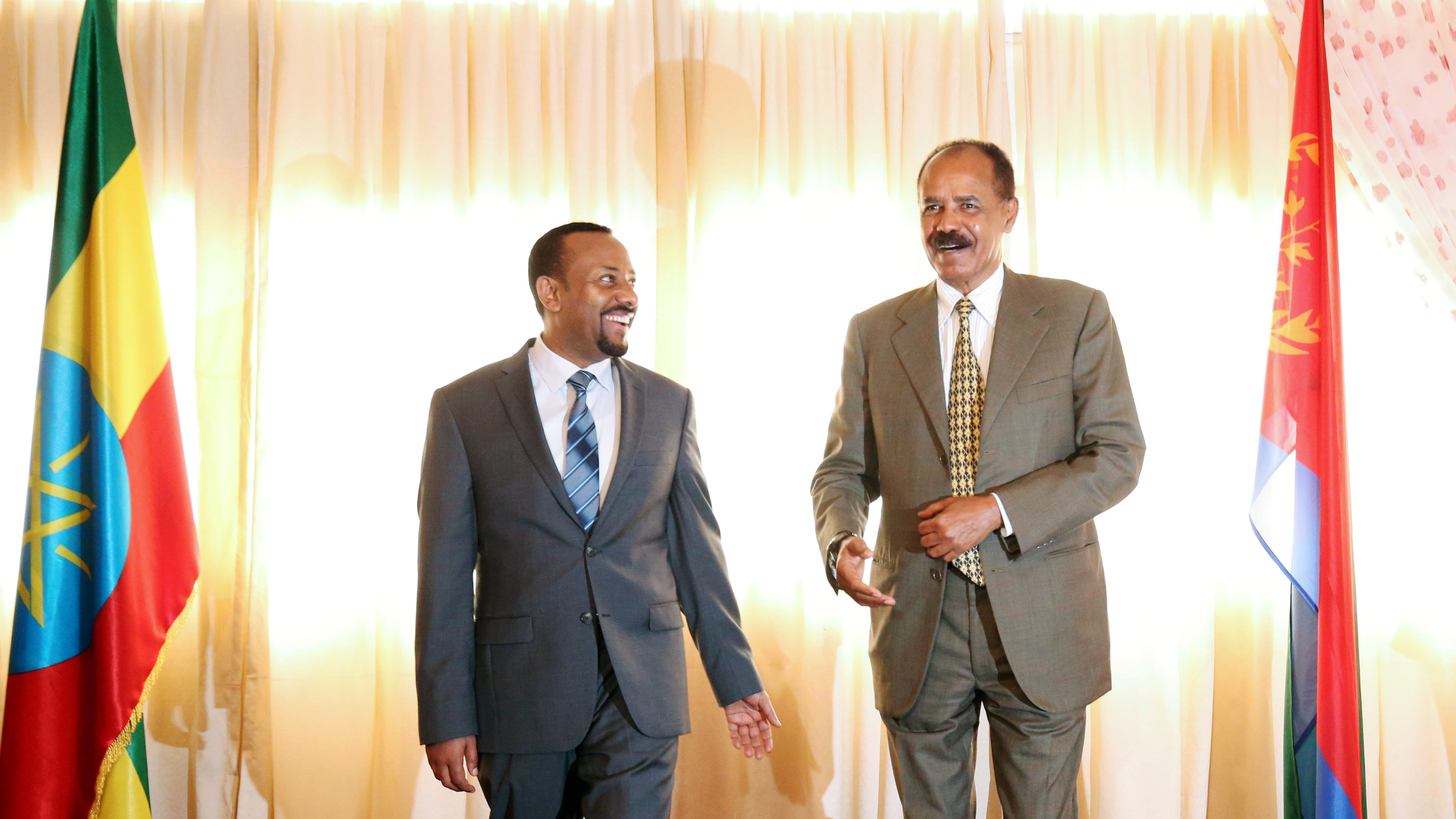 The Ethiopia-Eritrea Abiy Isaias peace accord glow is fading