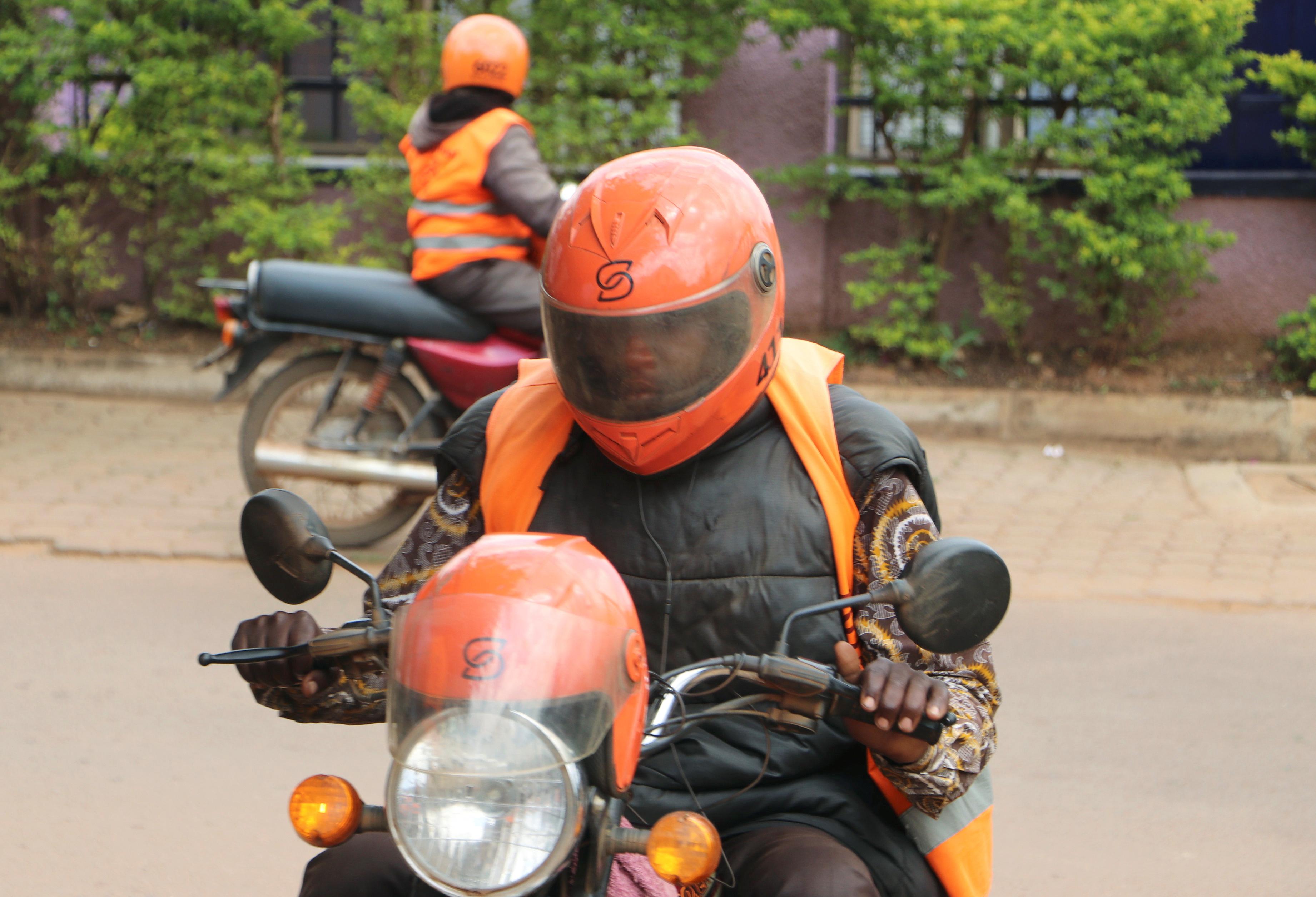 Gokada, Oride, Max, Safeboda to pay Lagos 25 million naira licensing fees annually