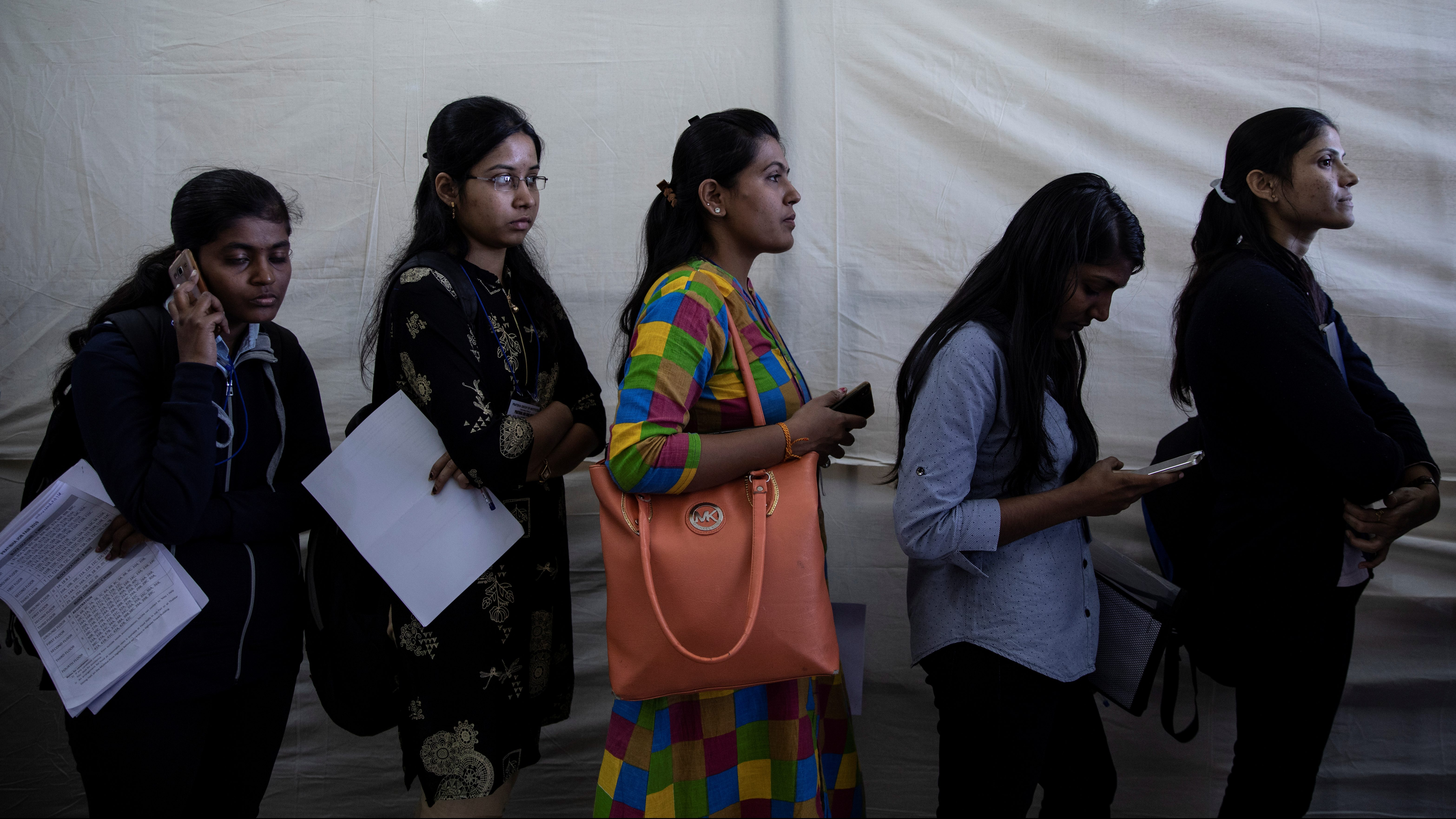 Only half of India's women engineers can code in Python, Ruby