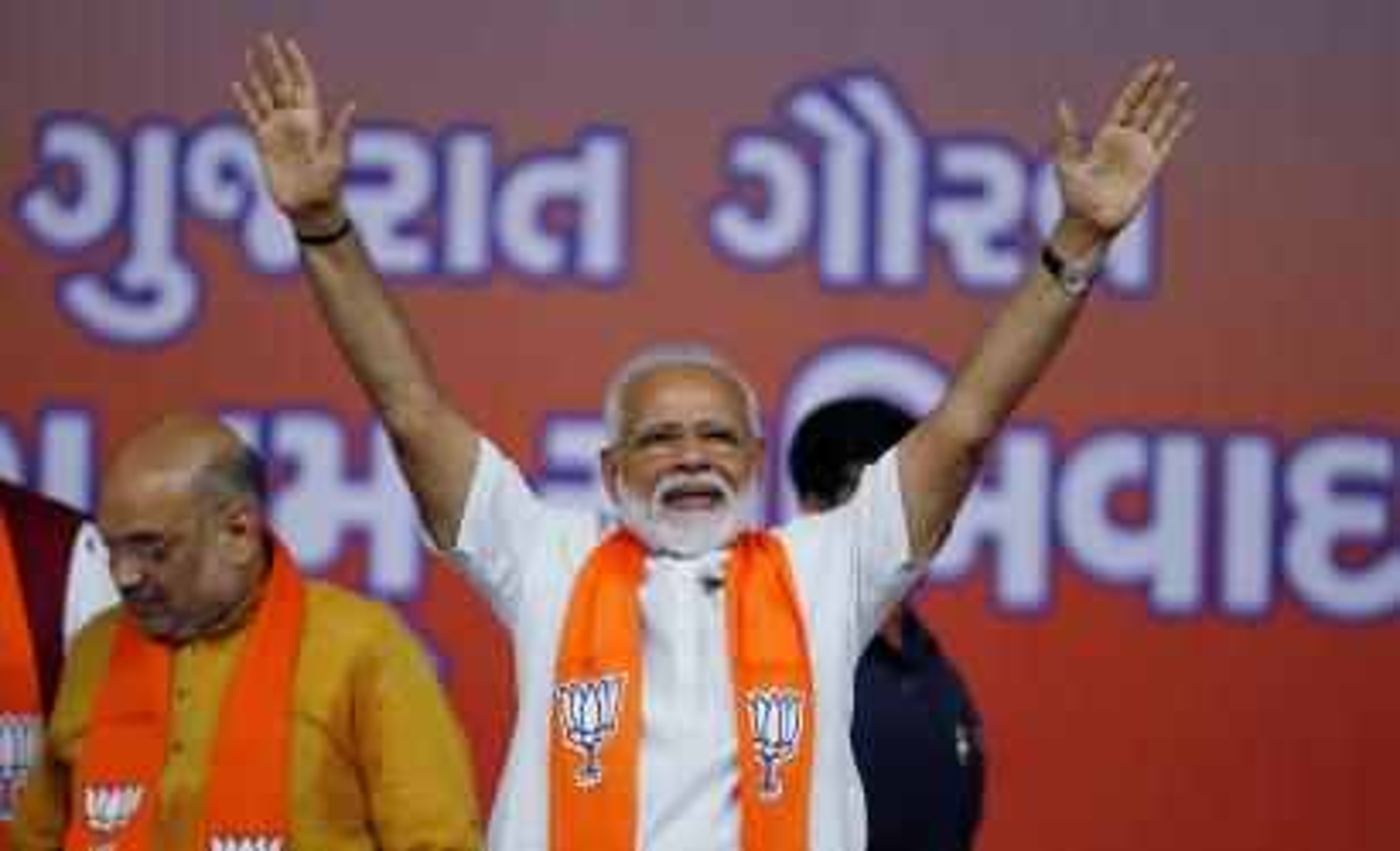 Modi more admired than Pope Francis, Dalai Lama, Ronaldo