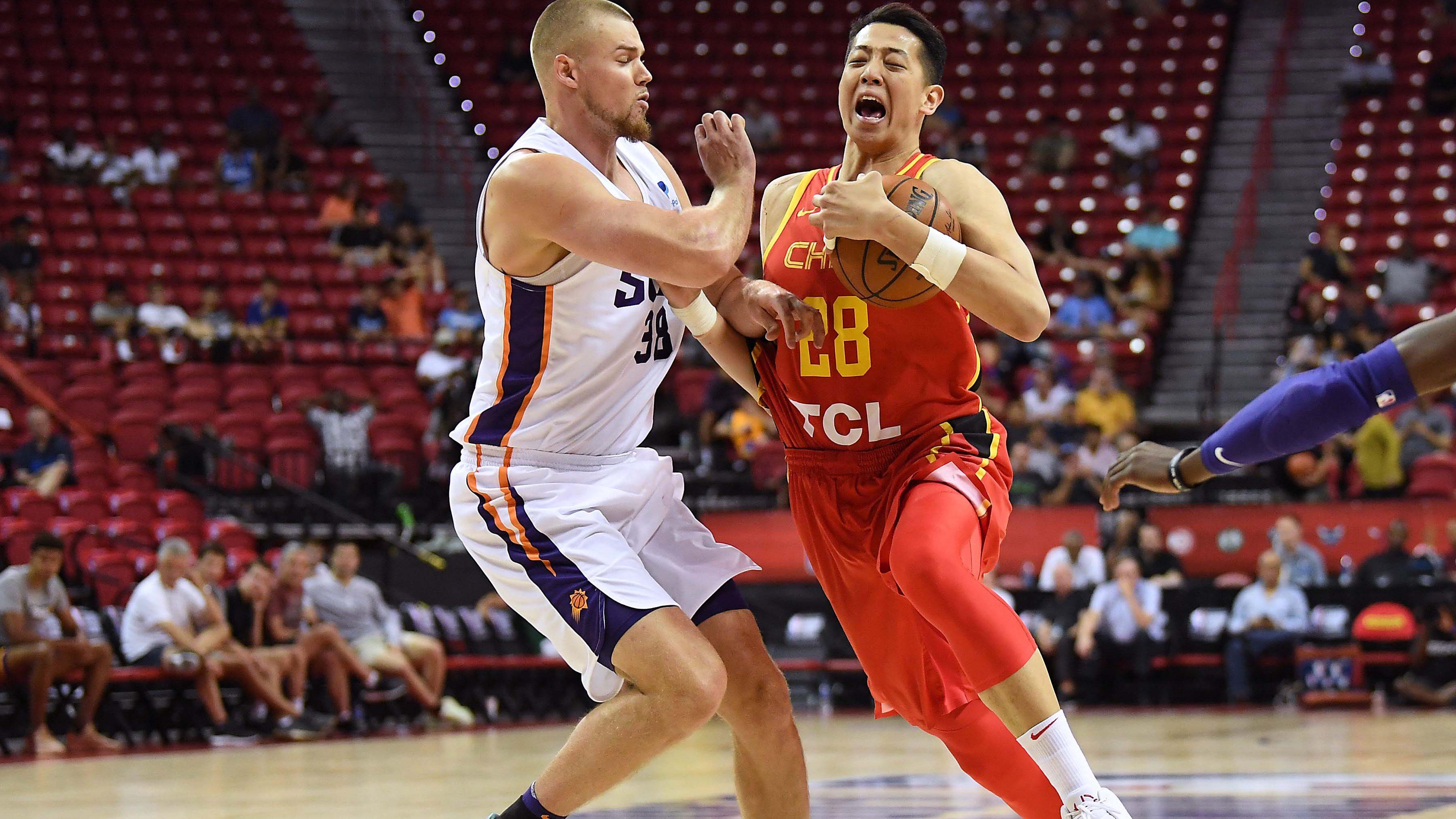 NBA in China