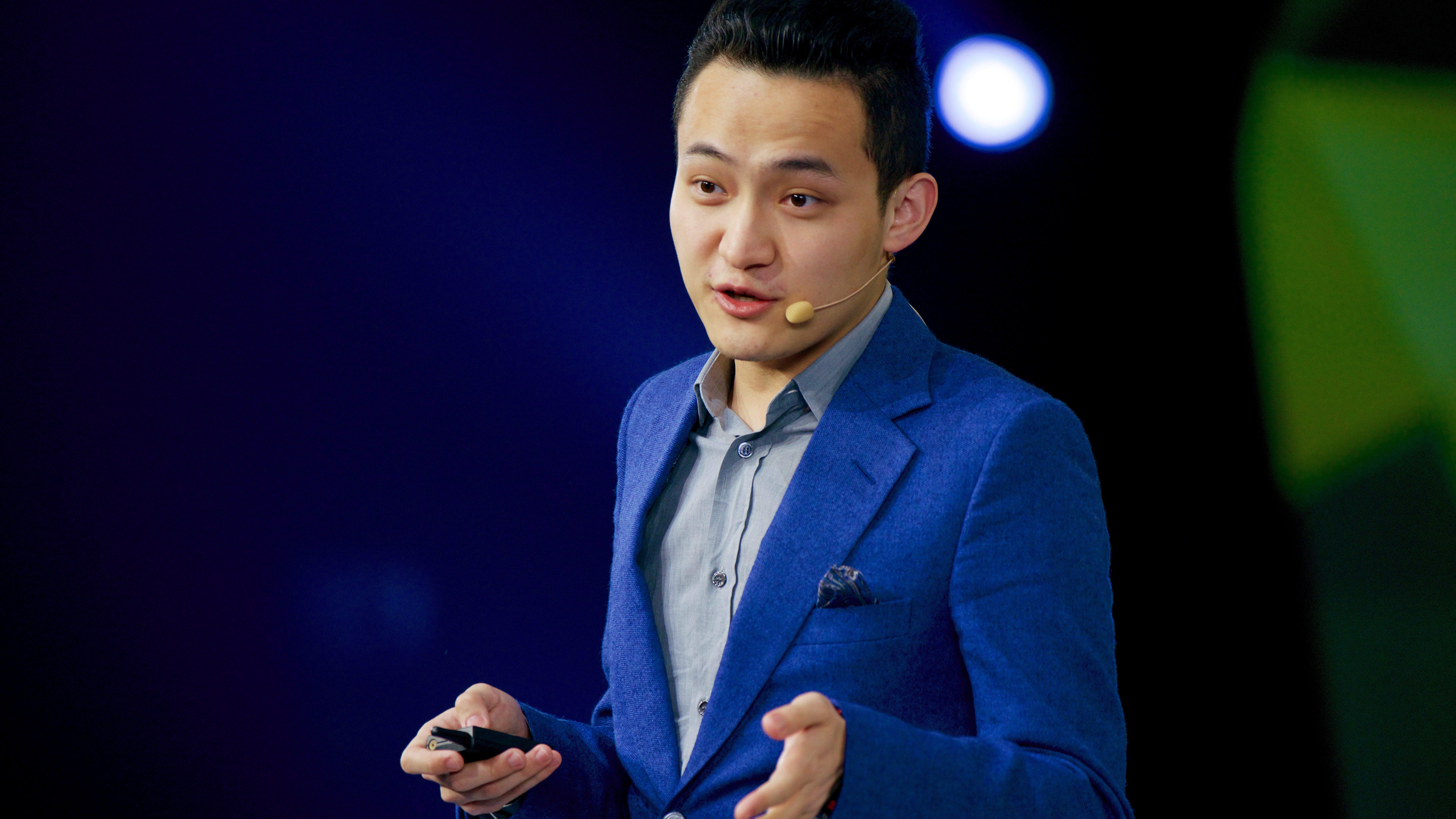 Justin Sun Yuchen