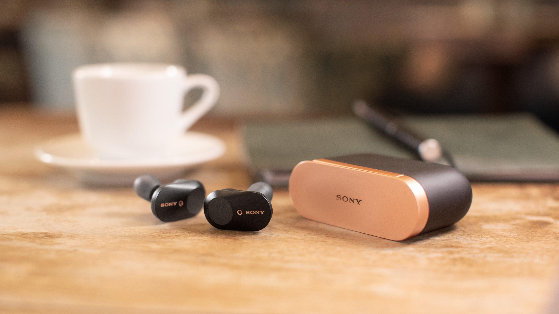 Sony's WF-1000XM3 earbuds