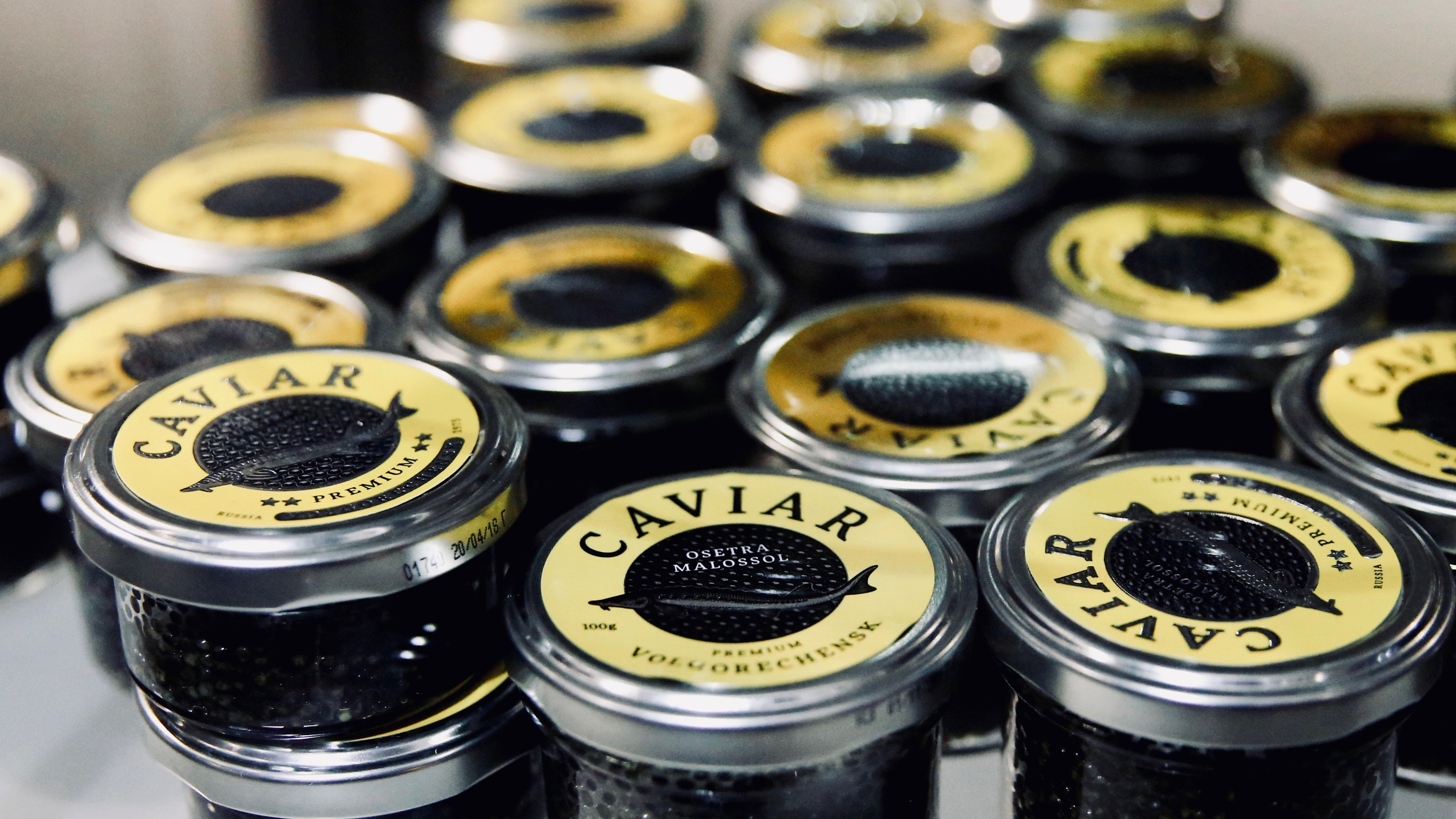 China is poised to become the world's caviar capital — Quartz