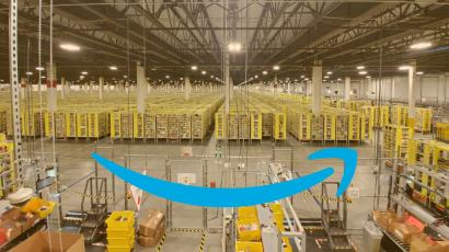 How one Amazon warehouse prepares for Prime Day — Quartz