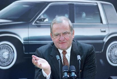 Lee Iacocca Made Early Bets On Electric Bikes And Scooters