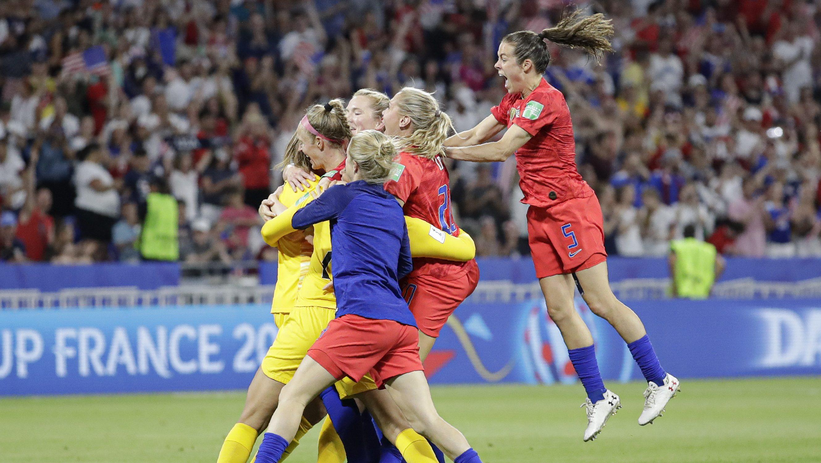 Women's World Cup US team