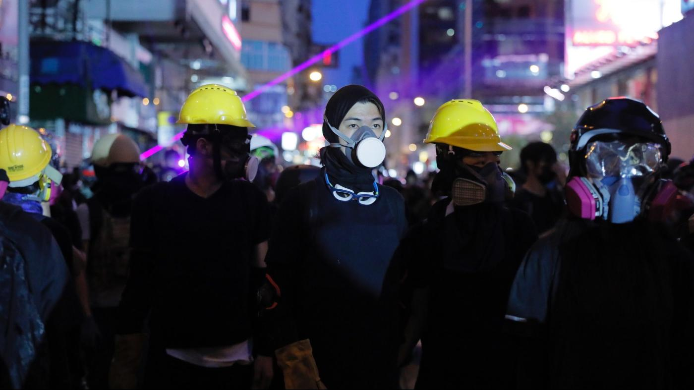 Can Hong Kong's fighting spirit endure? An answer might lie in China's own Communist history