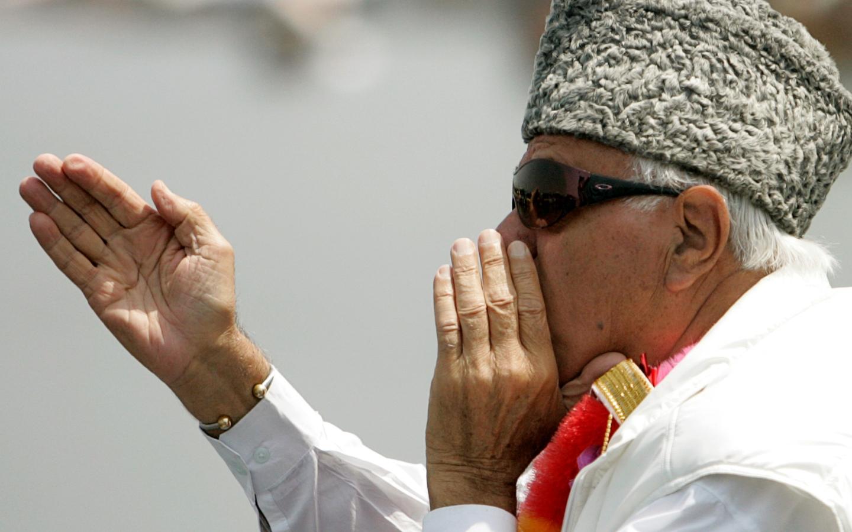 India-Kashmir-Abdullah