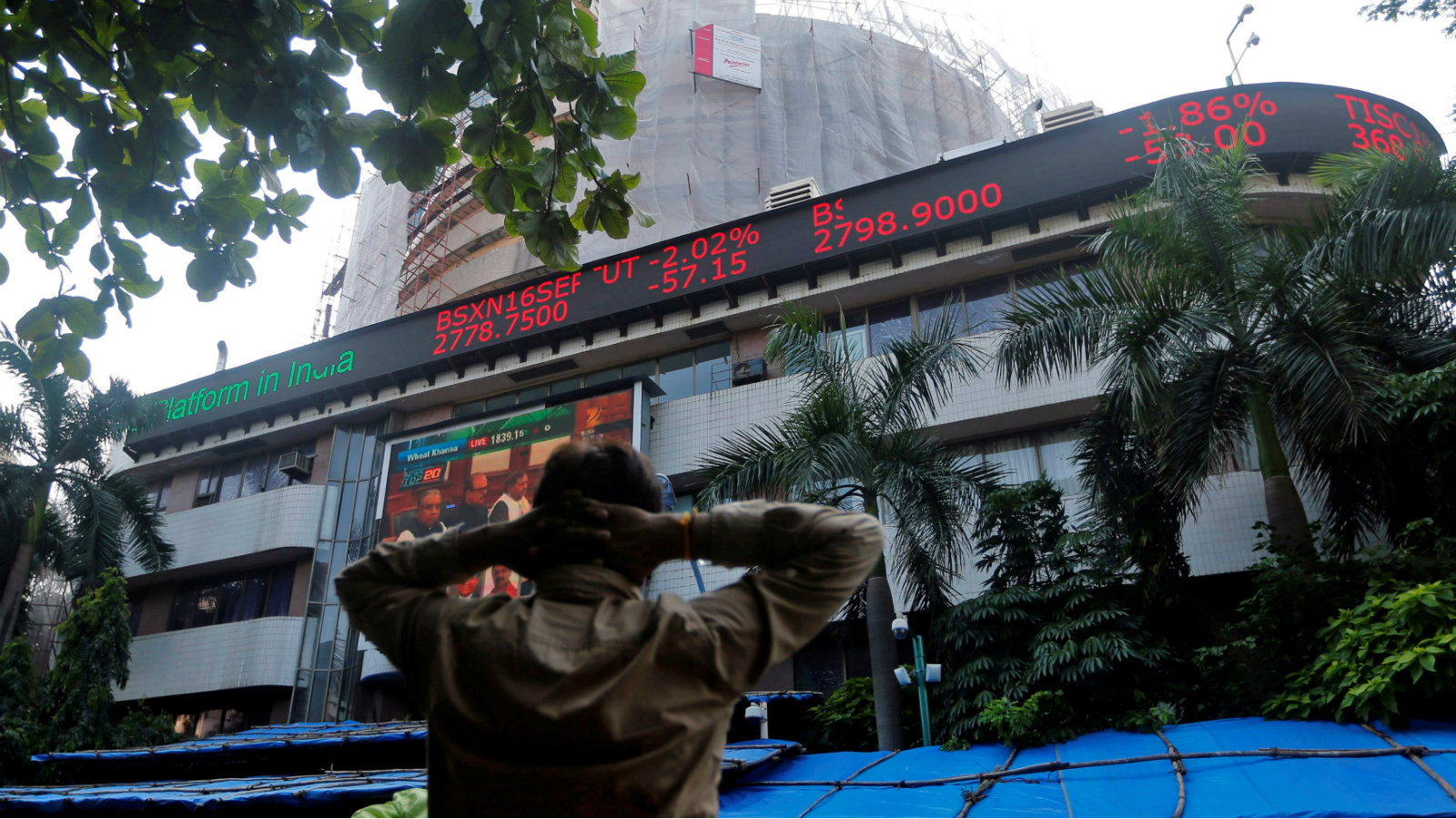 Only structural reforms by Modi 2.0 can arrest Nifty, Sensex fall.