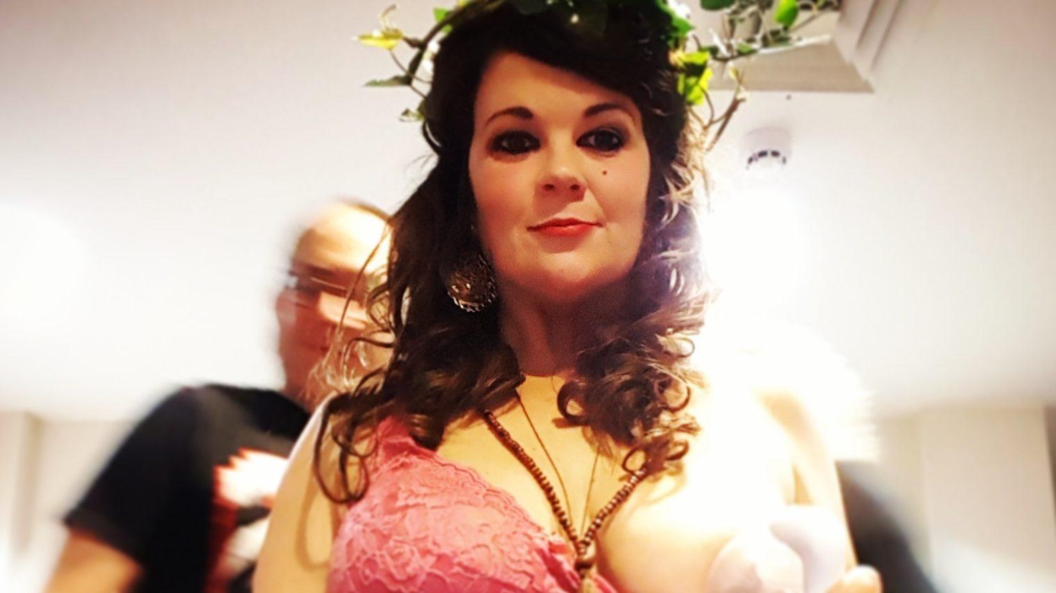 Jo Bowis breastmilk
