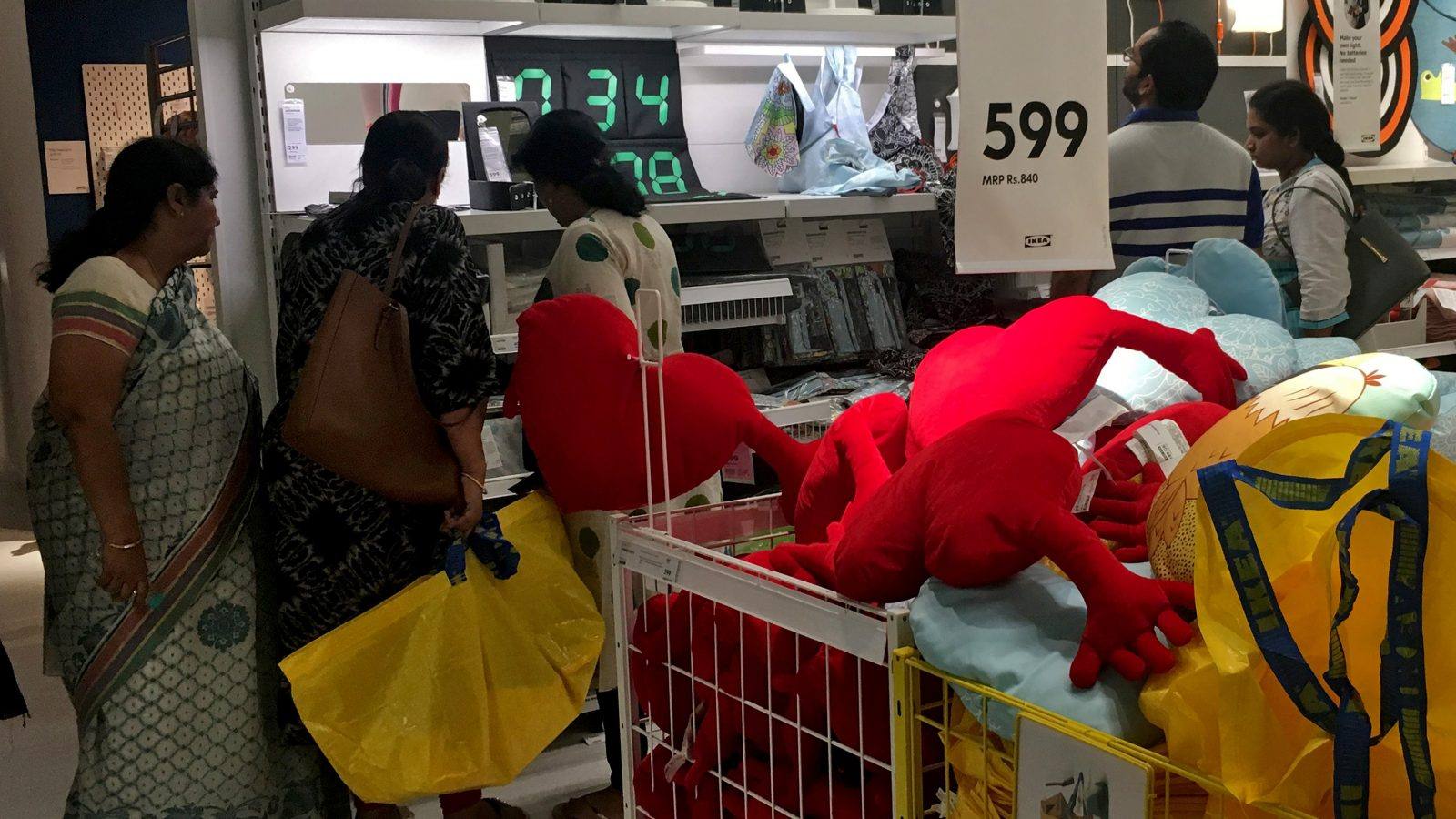 Ikea And Miniso Miss Their India Targets Amid An Economic