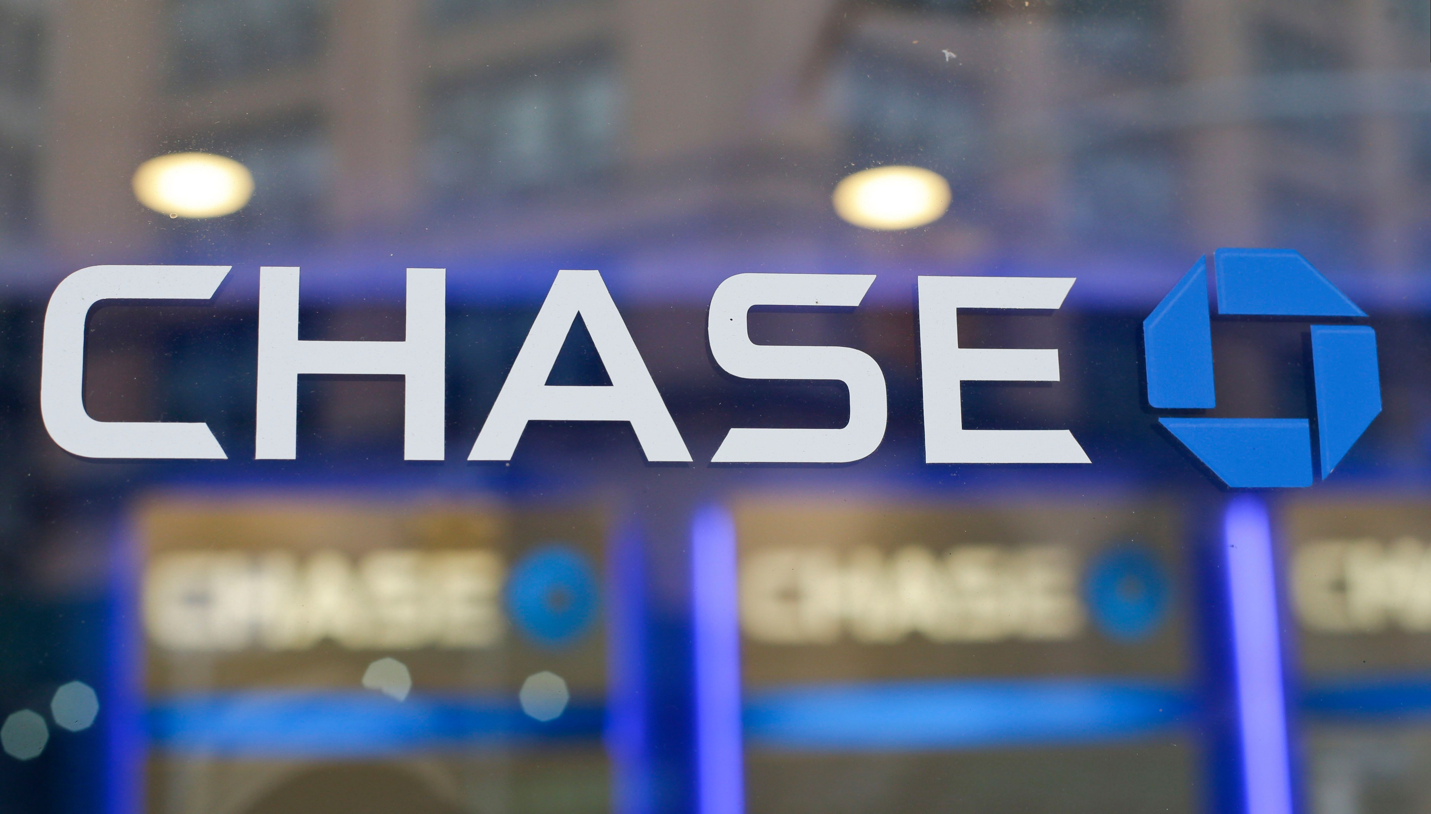 Chase forgave all the credit-card debt of its Canadian