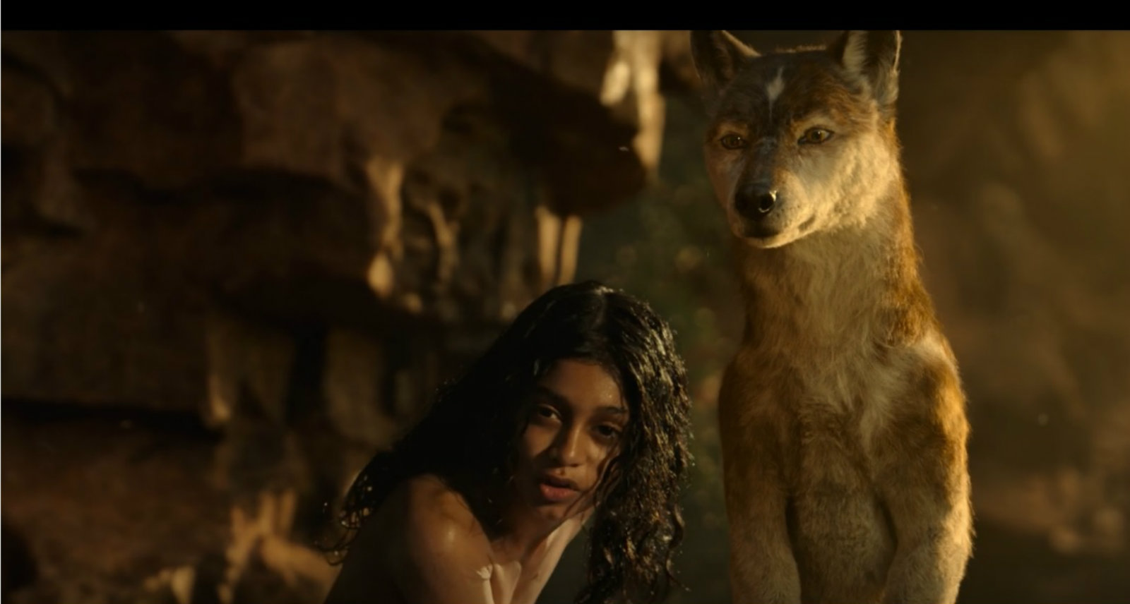 Jungle Book's Mowgli, Bagheera, Akela not only about British Raj