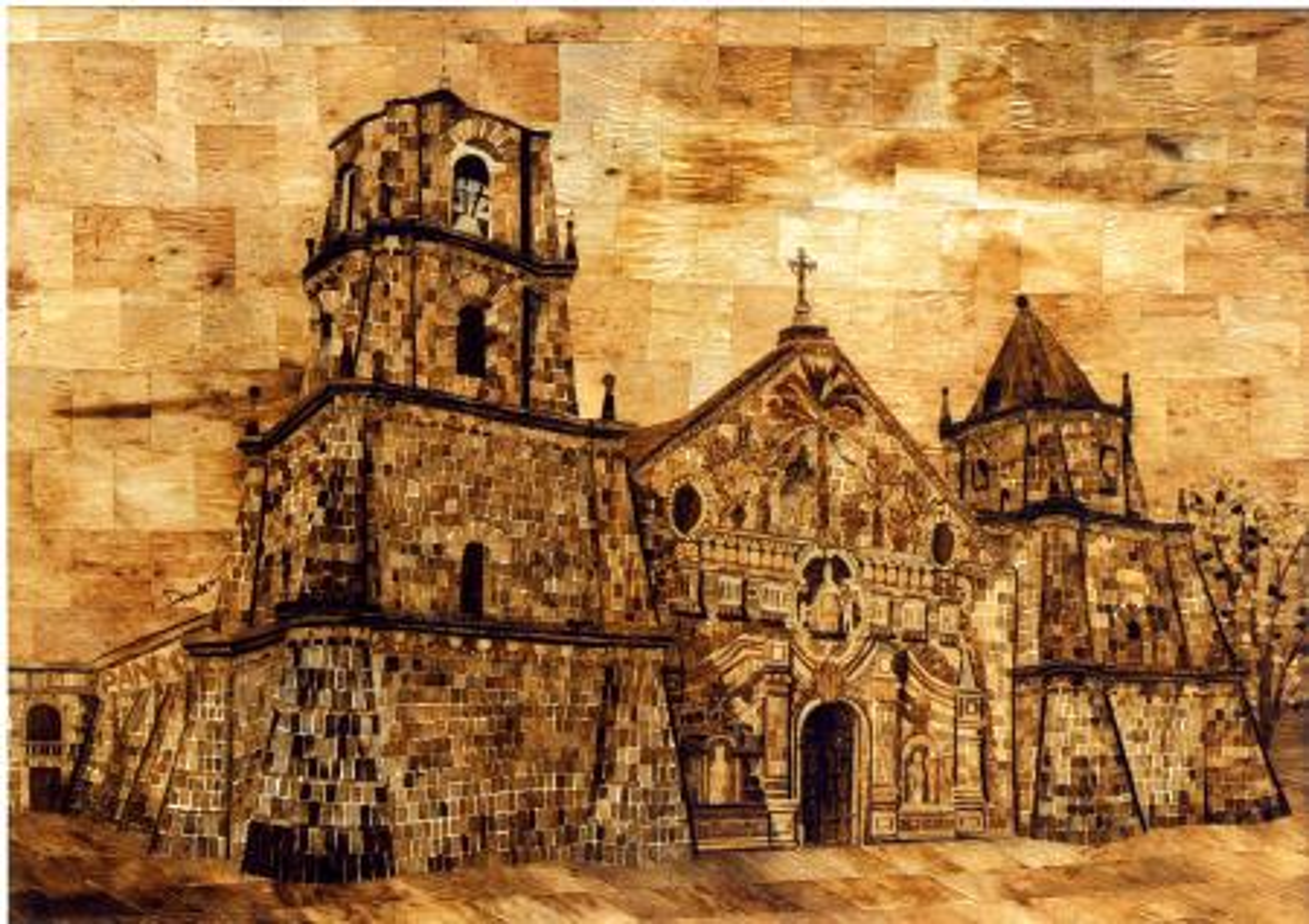 Miagao Church Philippines