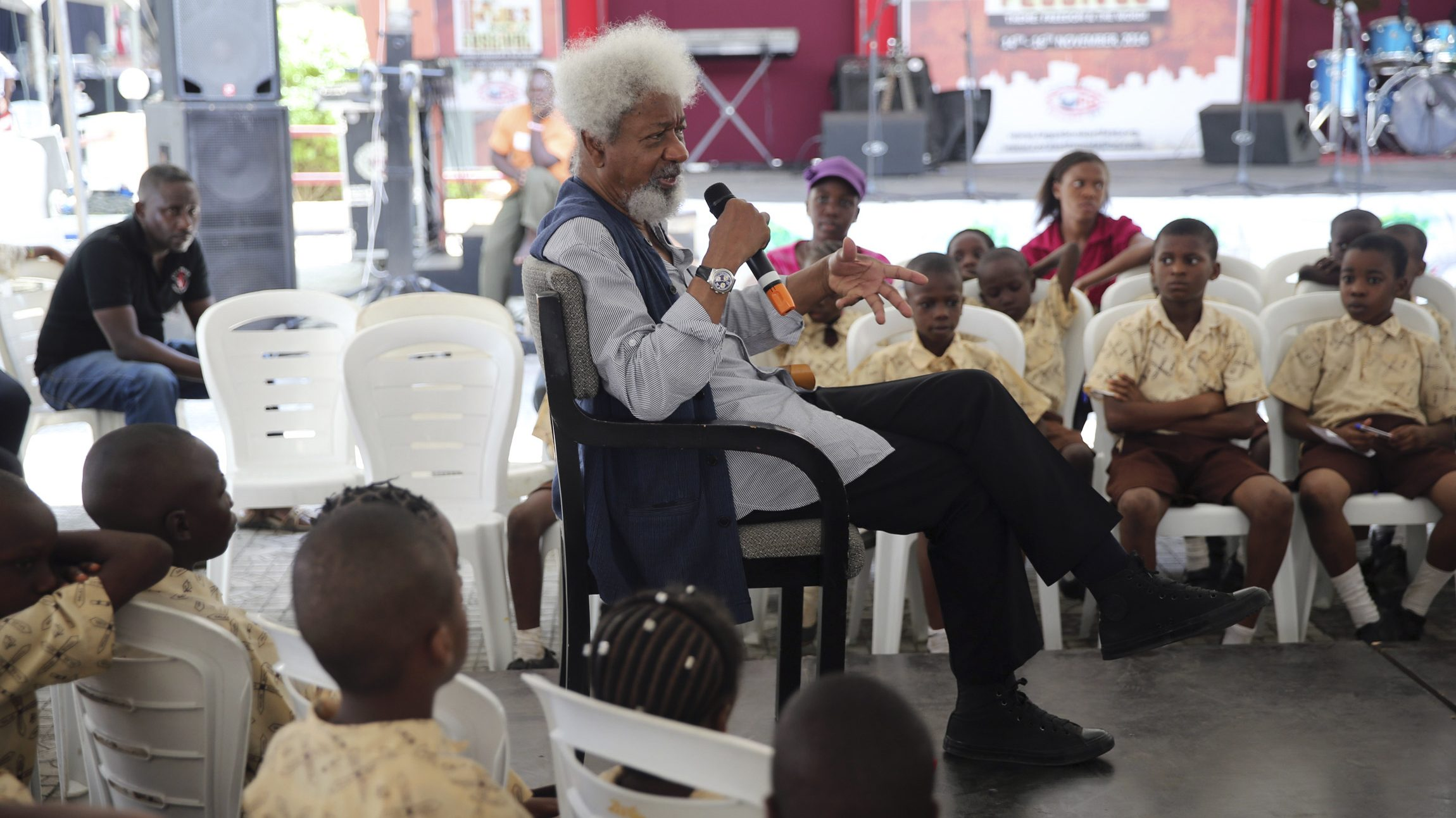 The rise of literary festivals in African cities, Lagos, Hargeysa