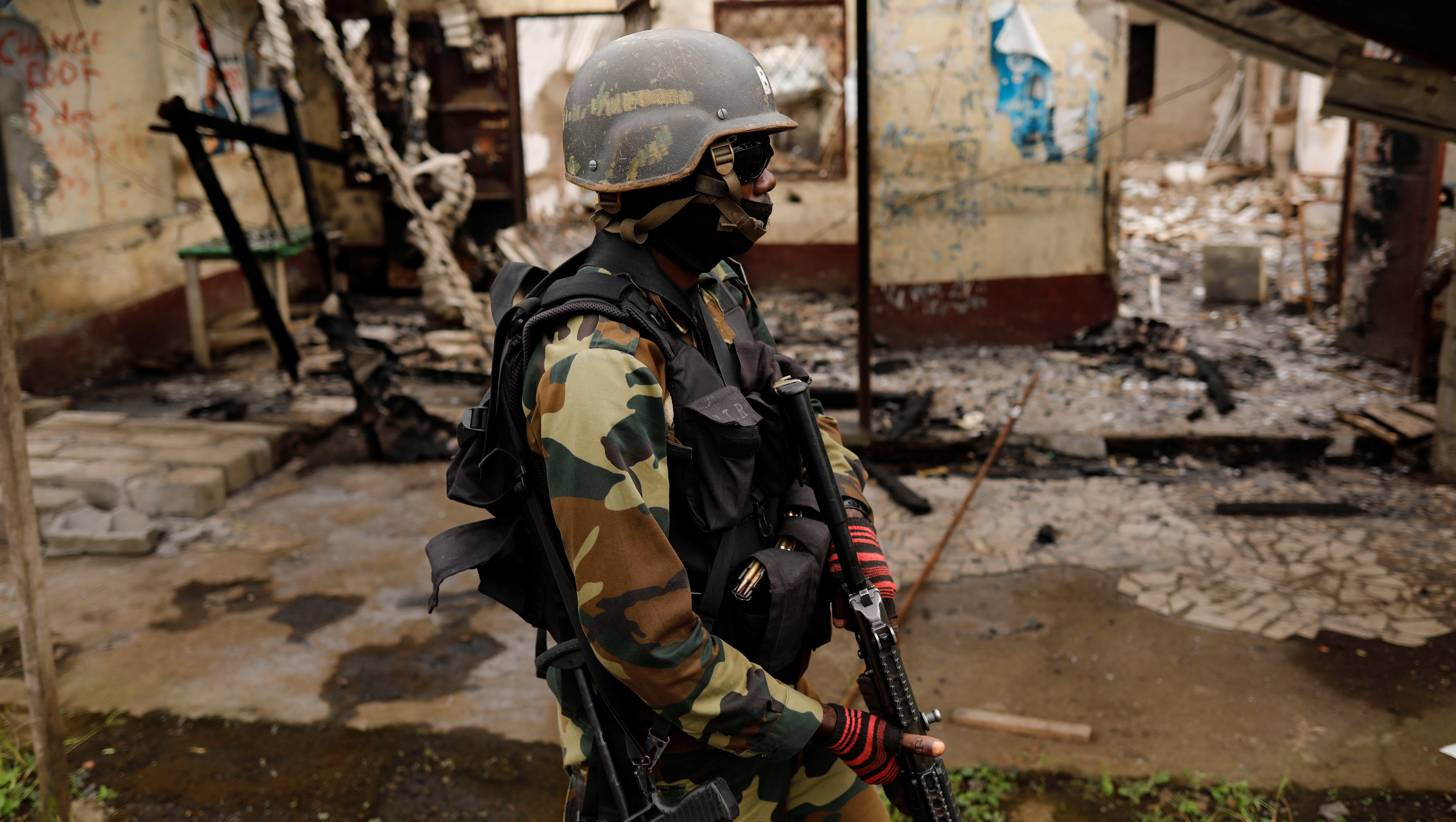 Cameroon's Anglophone Ambazonia separatists jailed for life