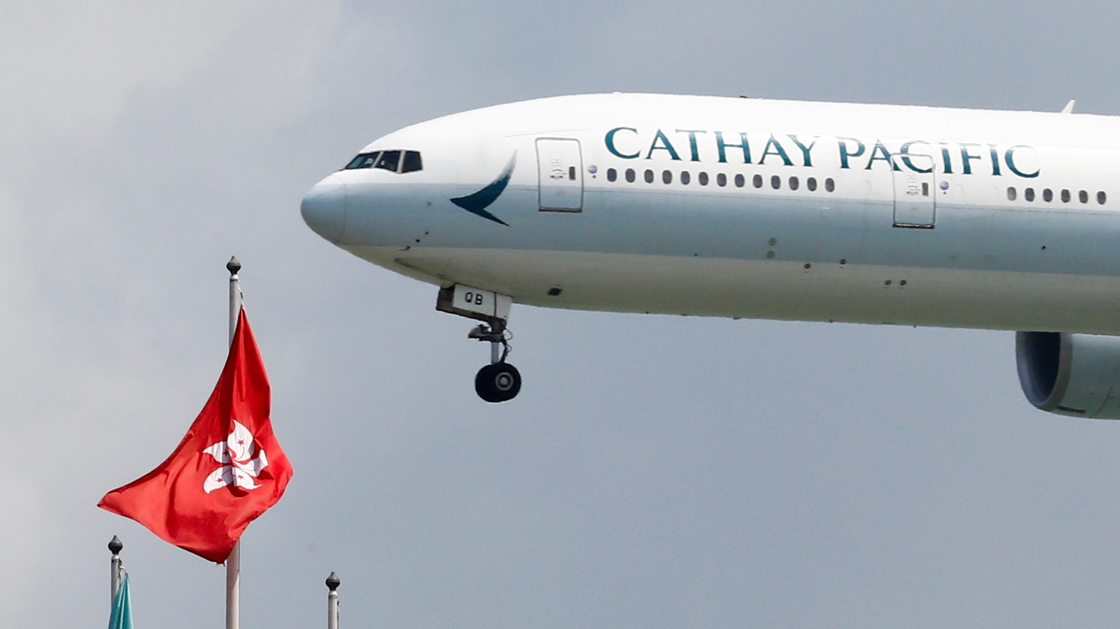 Hong Kong's Cathay Pacific airline