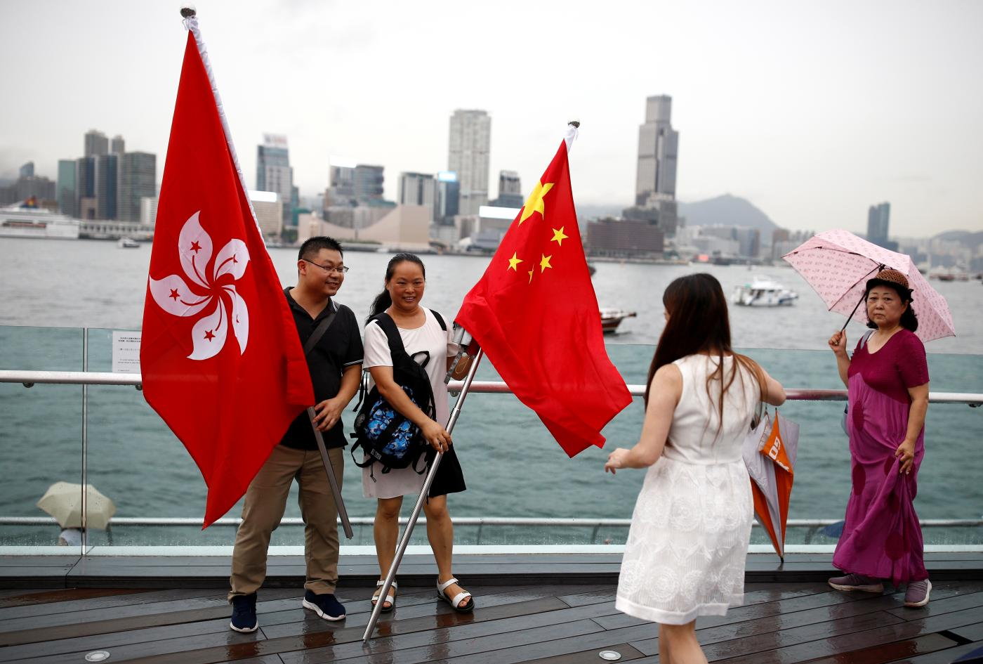 Chinese supporters of Hong Kong protests face doxxing - Quartz